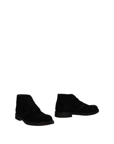 Zapatos con descuento Botín Angelo Pallotta Hombre - - Botines Angelo Pallotta - Hombre 11484793LR Negro 076d41