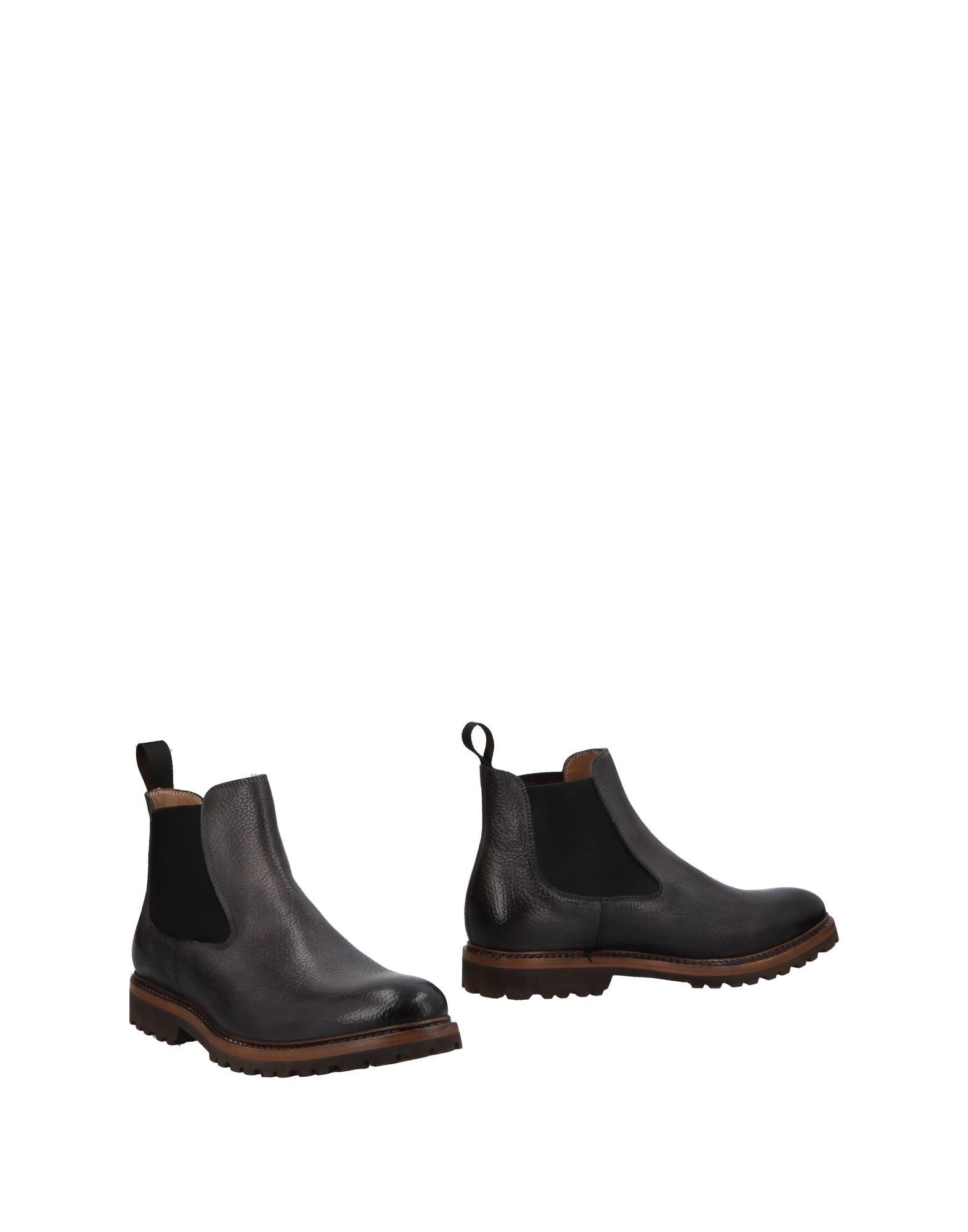 Rabatt echte Schuhe Cuoieria Stiefelette Herren  11484797GV