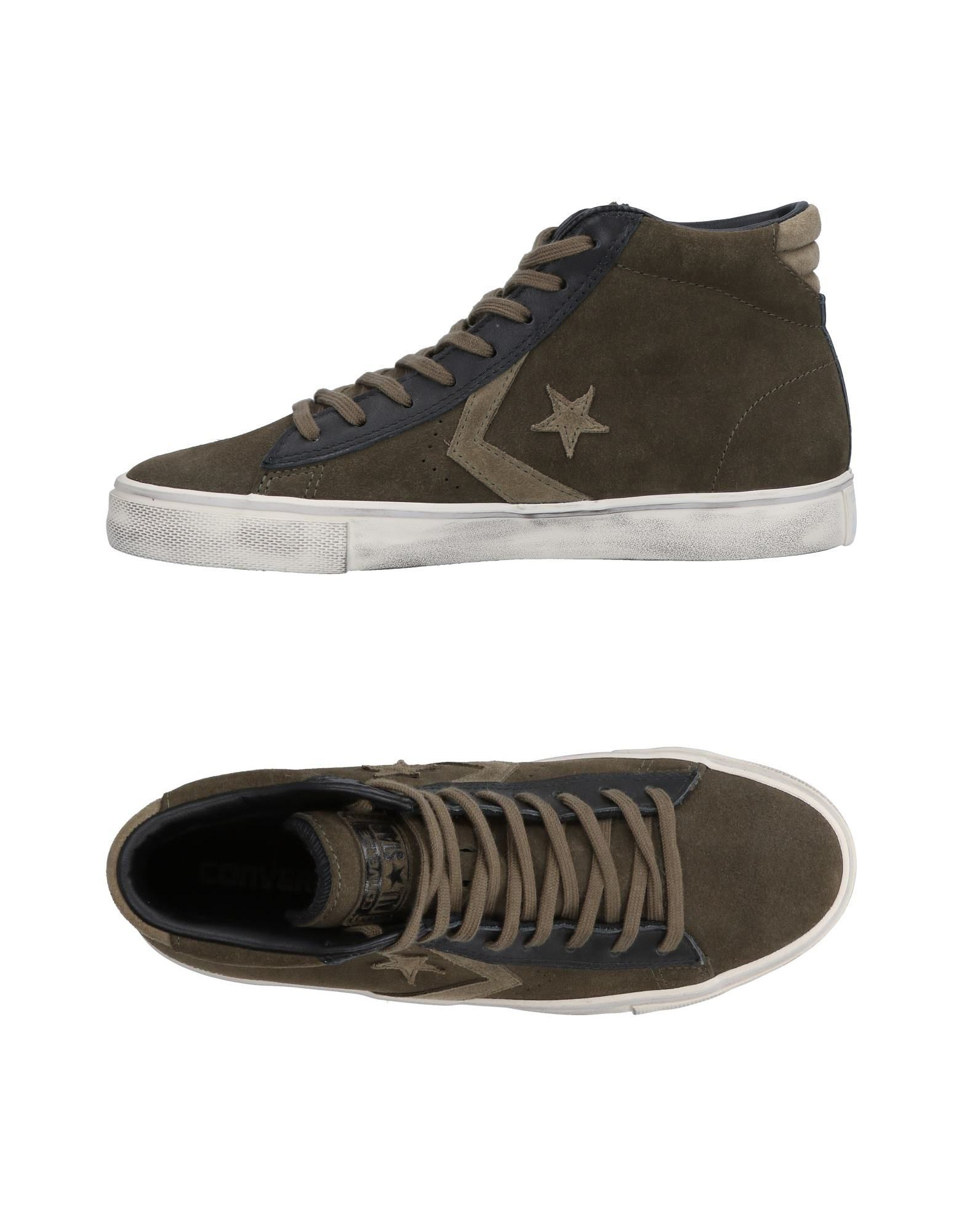 Recortes de precios estacionales, beneficios de Converse descuento Zapatillas Converse de All Star Mujer - Zapatillas Converse All Star  Verde militar bf63ce