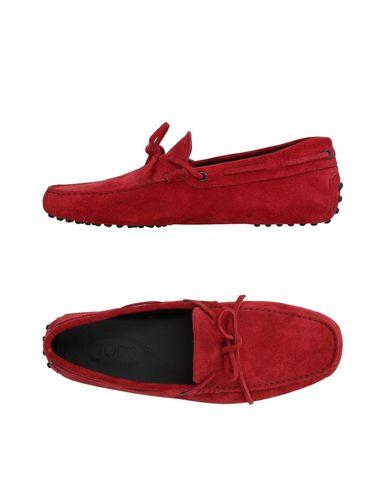 Zapatos con descuento Mocasín Tod's Hombre - Mocasines Tod's - 11484888JH Burdeos