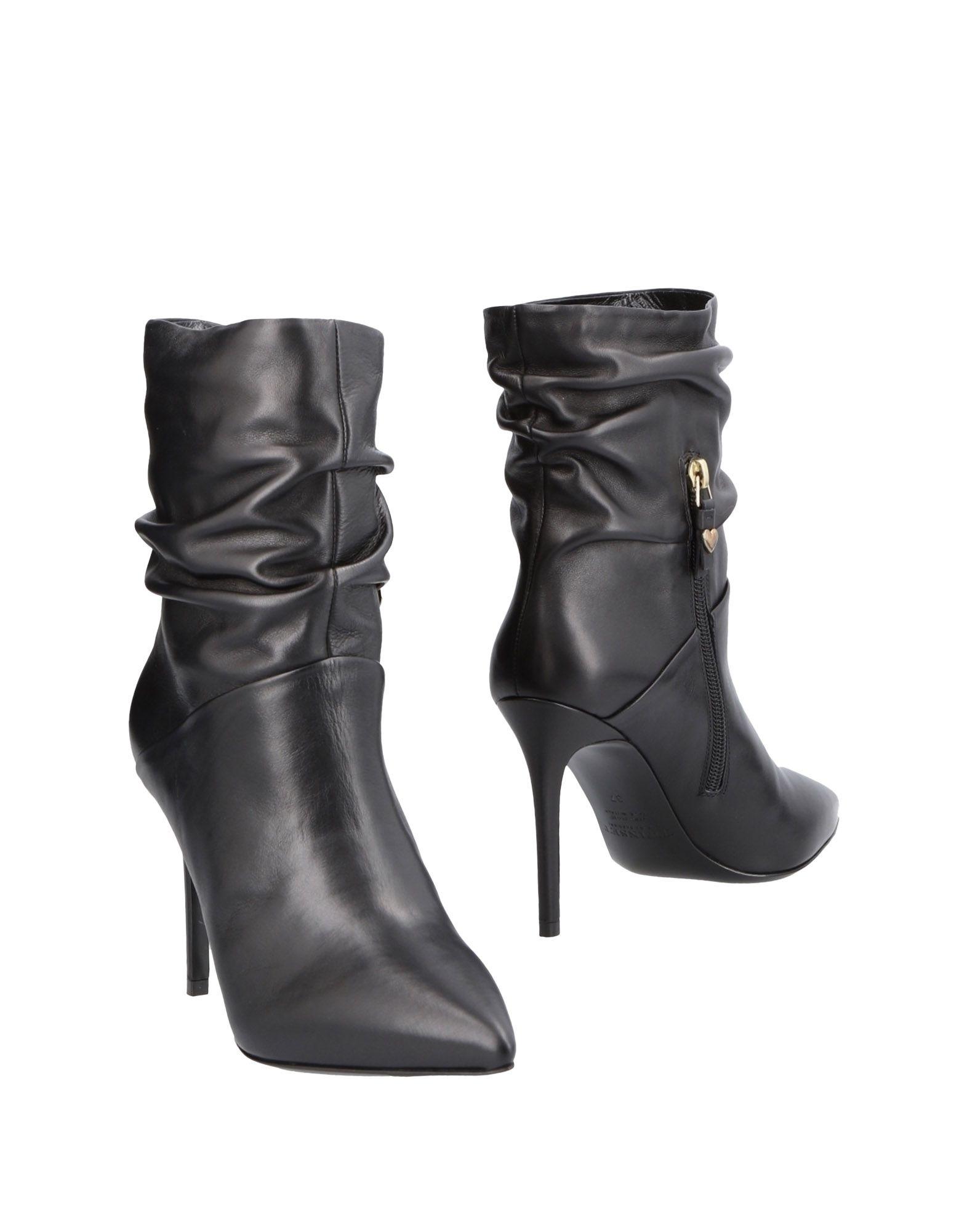 Bottine Twin-Set Simona Barbieri Femme - Bottines Twin-Set chaussures Simona Barbieri Noir Nouvelles chaussures Twin-Set pour hommes et femmes, remise limitée dans le temps feffc7