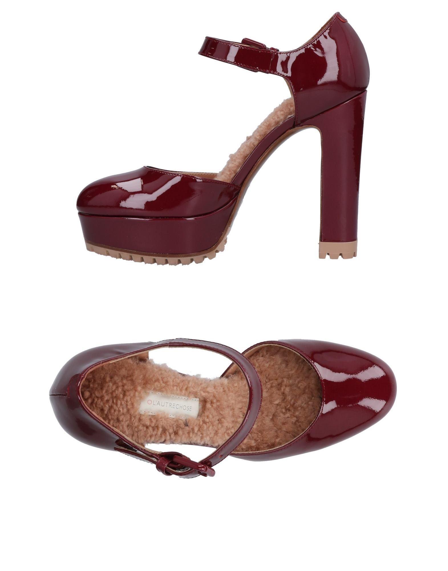 L'  Autre Chose Pumps Damen  L' 11484967LMGut aussehende strapazierfähige Schuhe c6188d