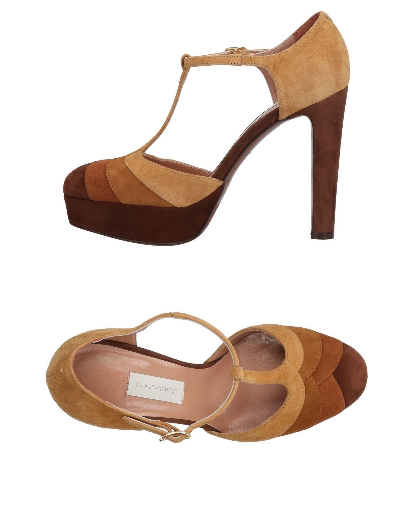 Rabatt Schuhe L' Autre Chose Pumps Damen  11484971QE