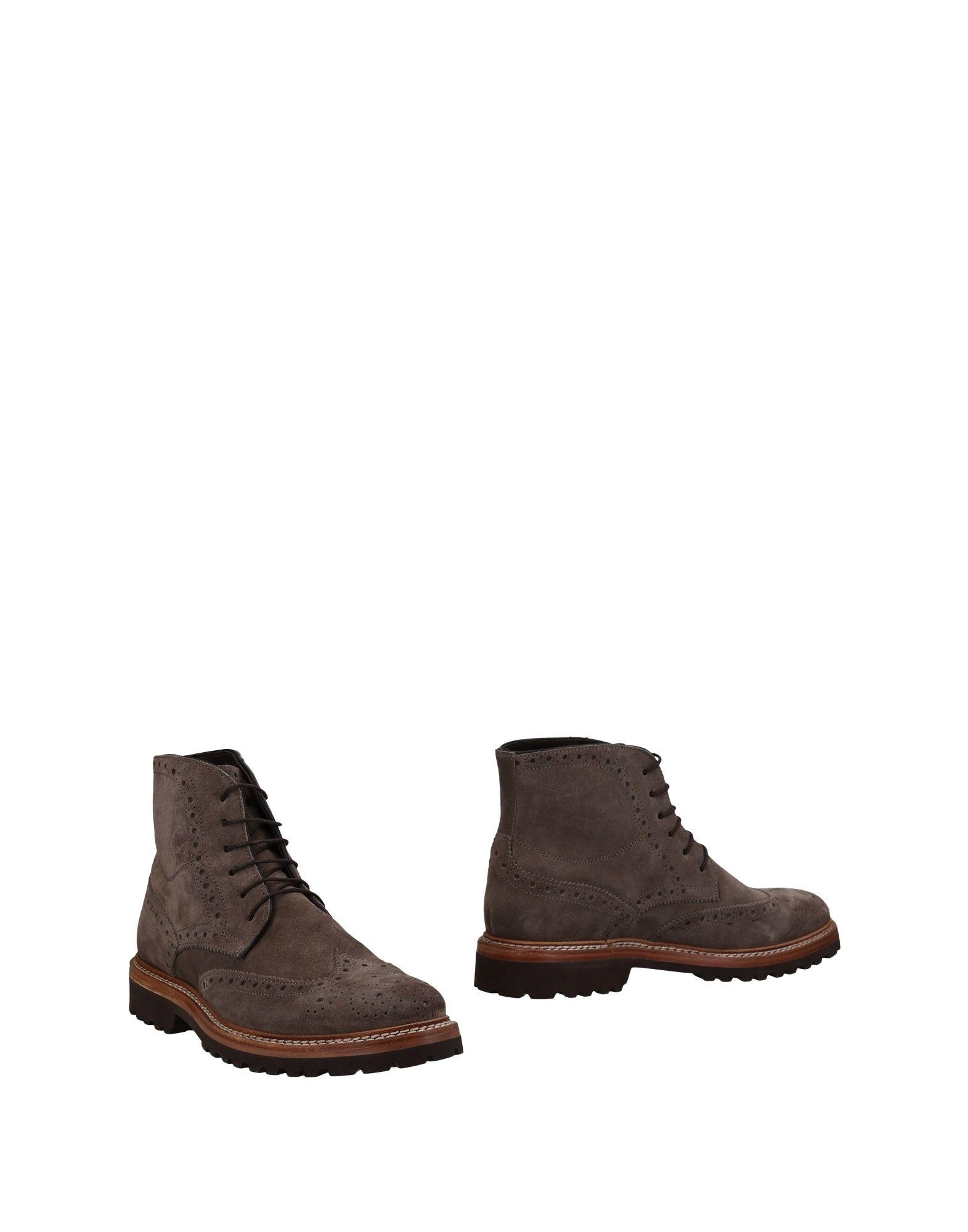 Bottine - Citta' Di Milano Homme - Bottine Bottines Citta' Di Milano  Gris Nouvelles chaussures pour hommes et femmes, remise limitée dans le temps 519497