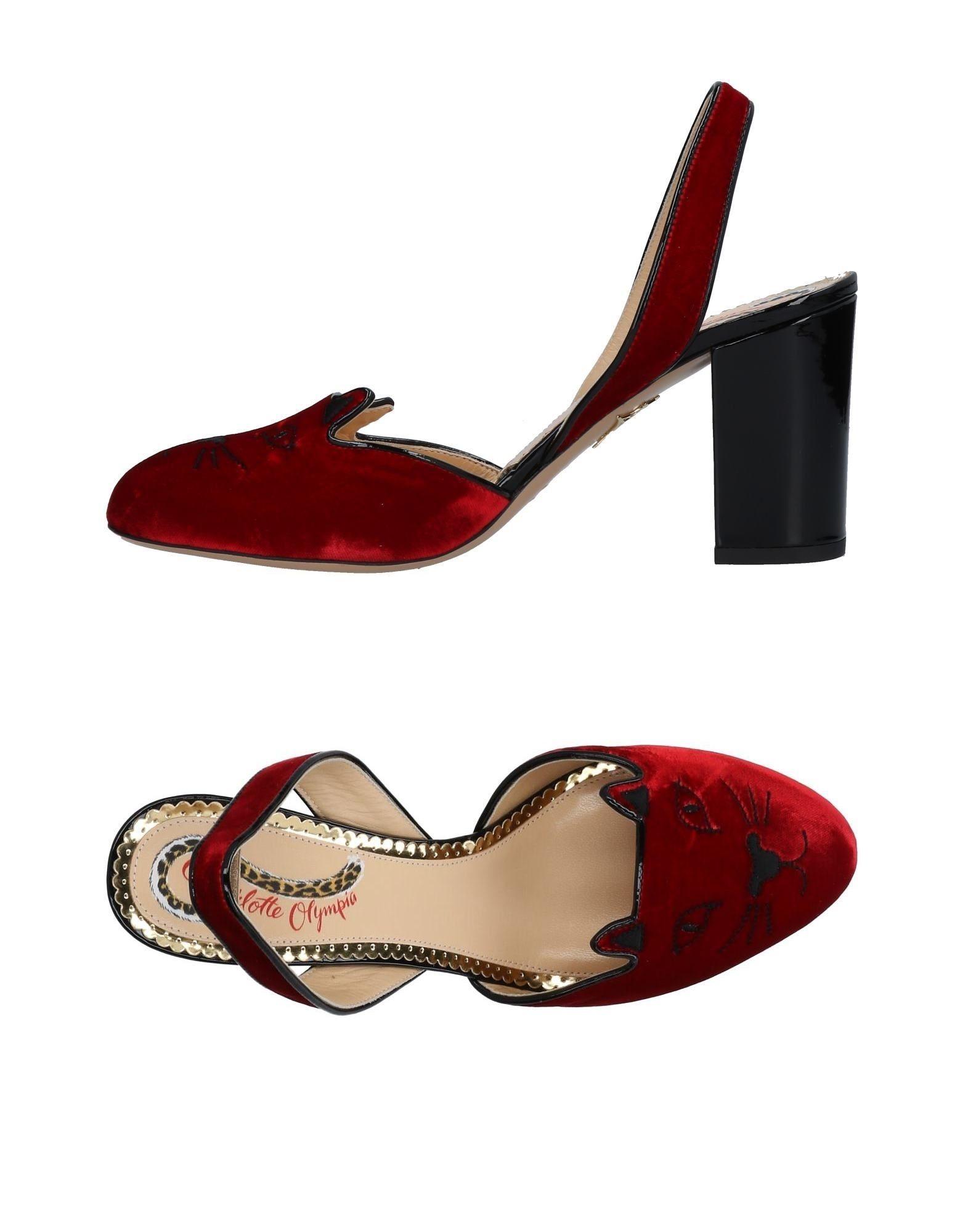 Charlotte 11484985HEGünstige Olympia Pumps Damen  11484985HEGünstige Charlotte gut aussehende Schuhe 14a725