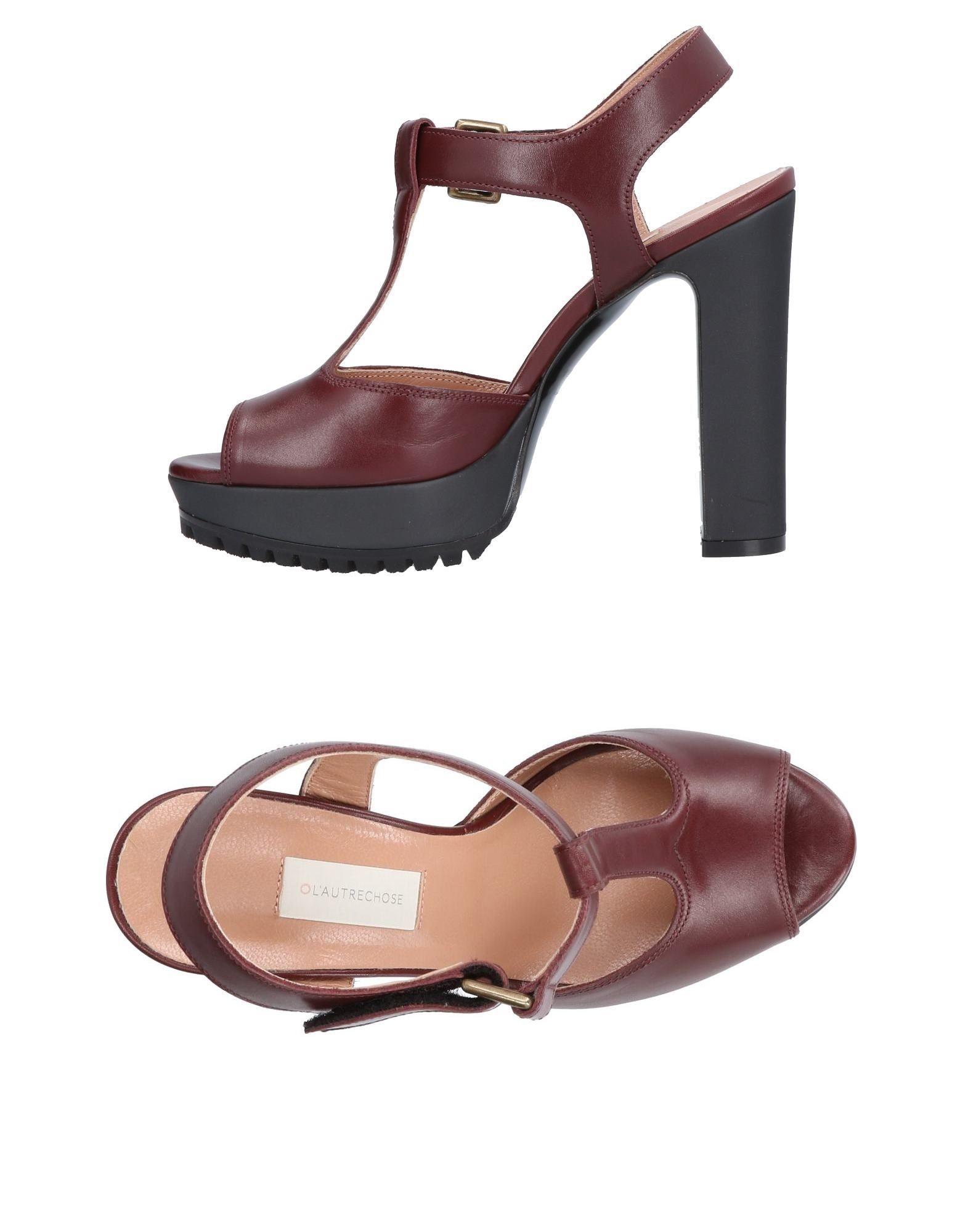 L' L' L' Autre Chose Sandalen Damen  11485001WB Neue Schuhe 6fa97f