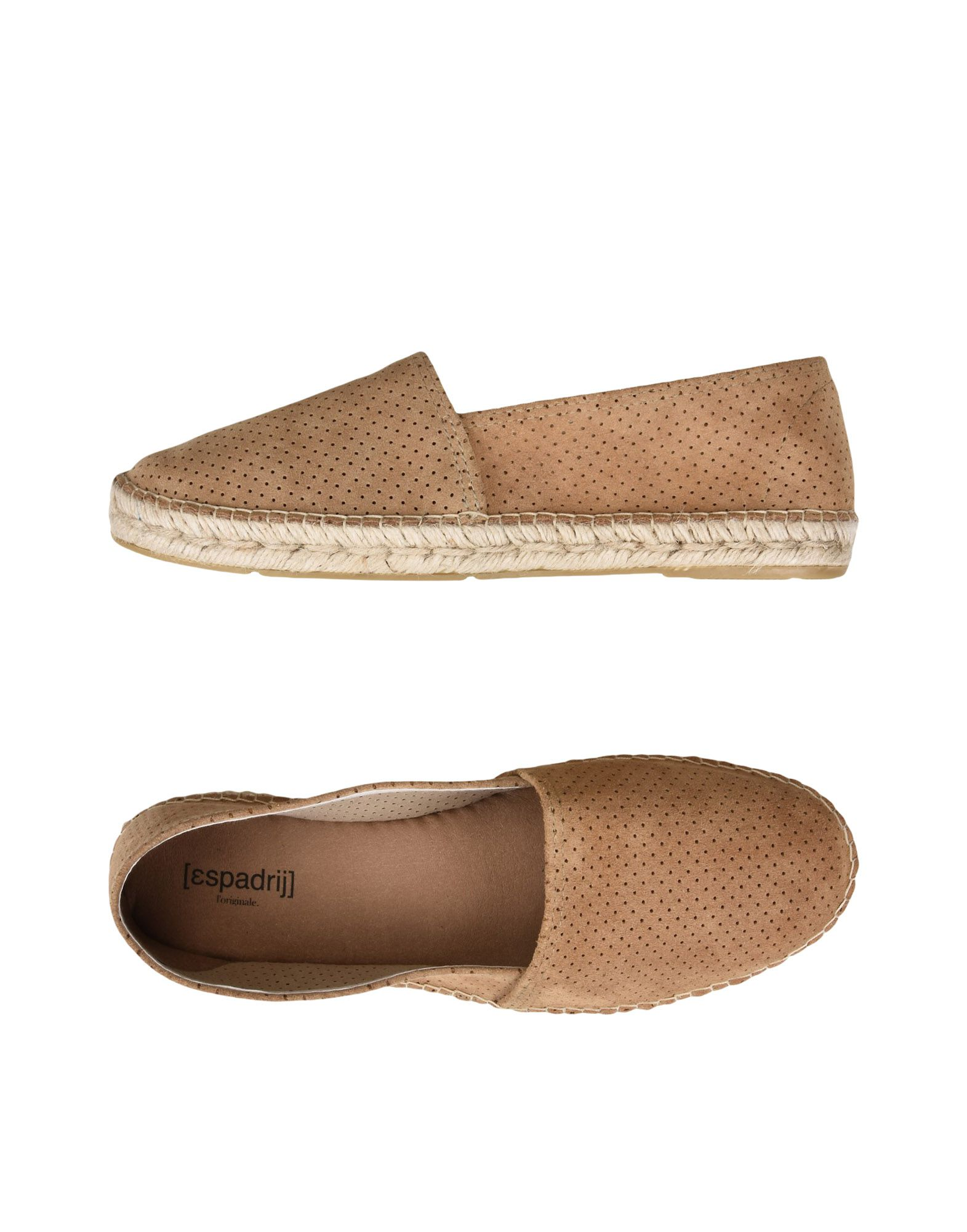 Espadrillas [Espadrij] Classic Velour Perfore Men - Uomo - 11485007BP