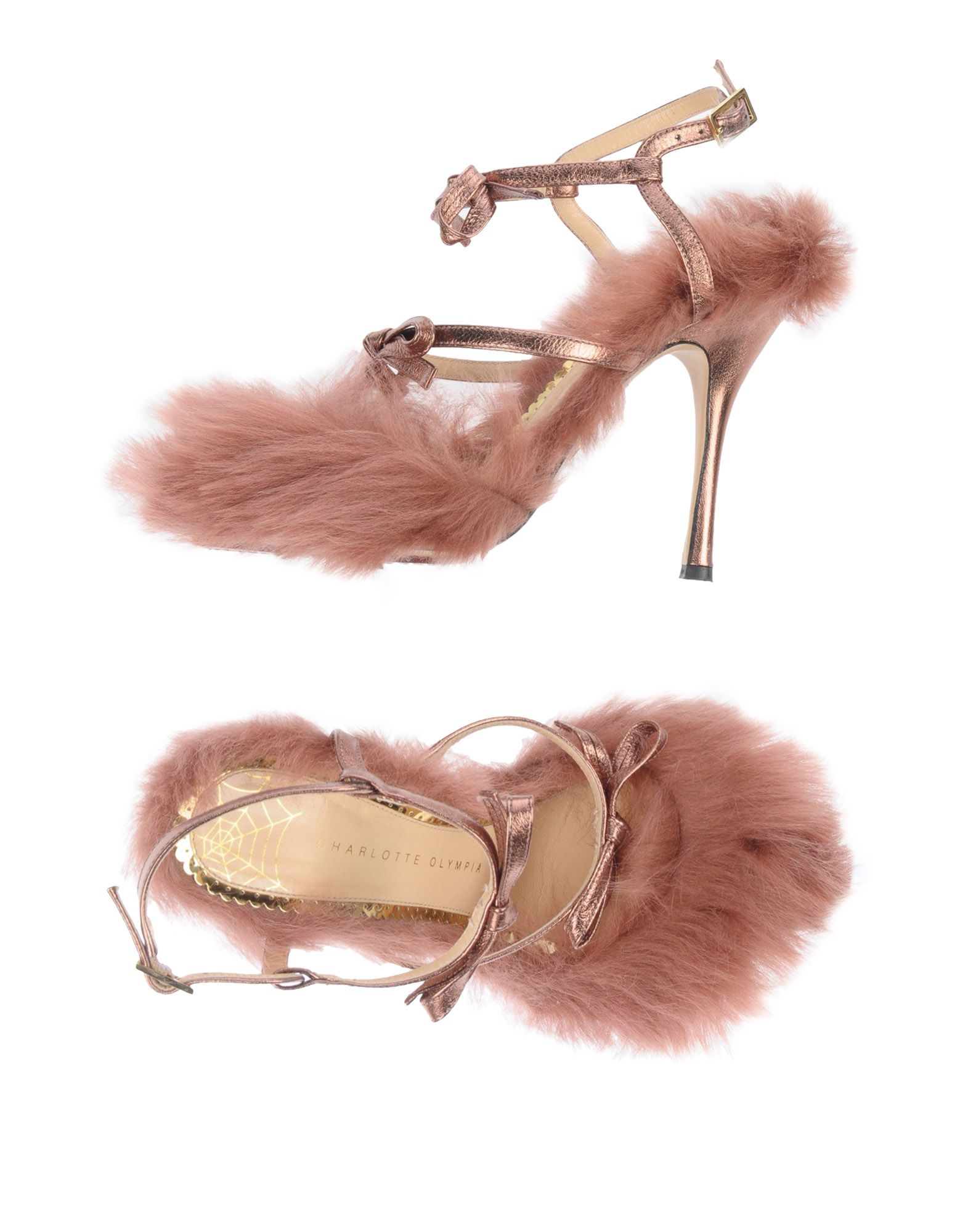 Charlotte online Olympia Sandals - Women Charlotte Olympia Sandals online Charlotte on  United Kingdom - 11485013PN 1dd765