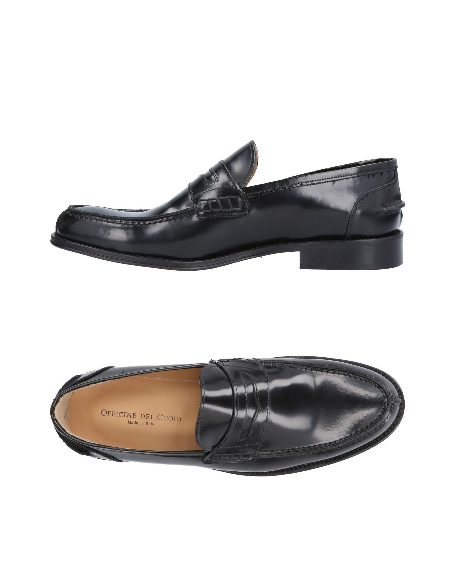 Officine Del Cuoio Qualität Mokassins Herren  11485047FC Gute Qualität Cuoio beliebte Schuhe 6cb2dc