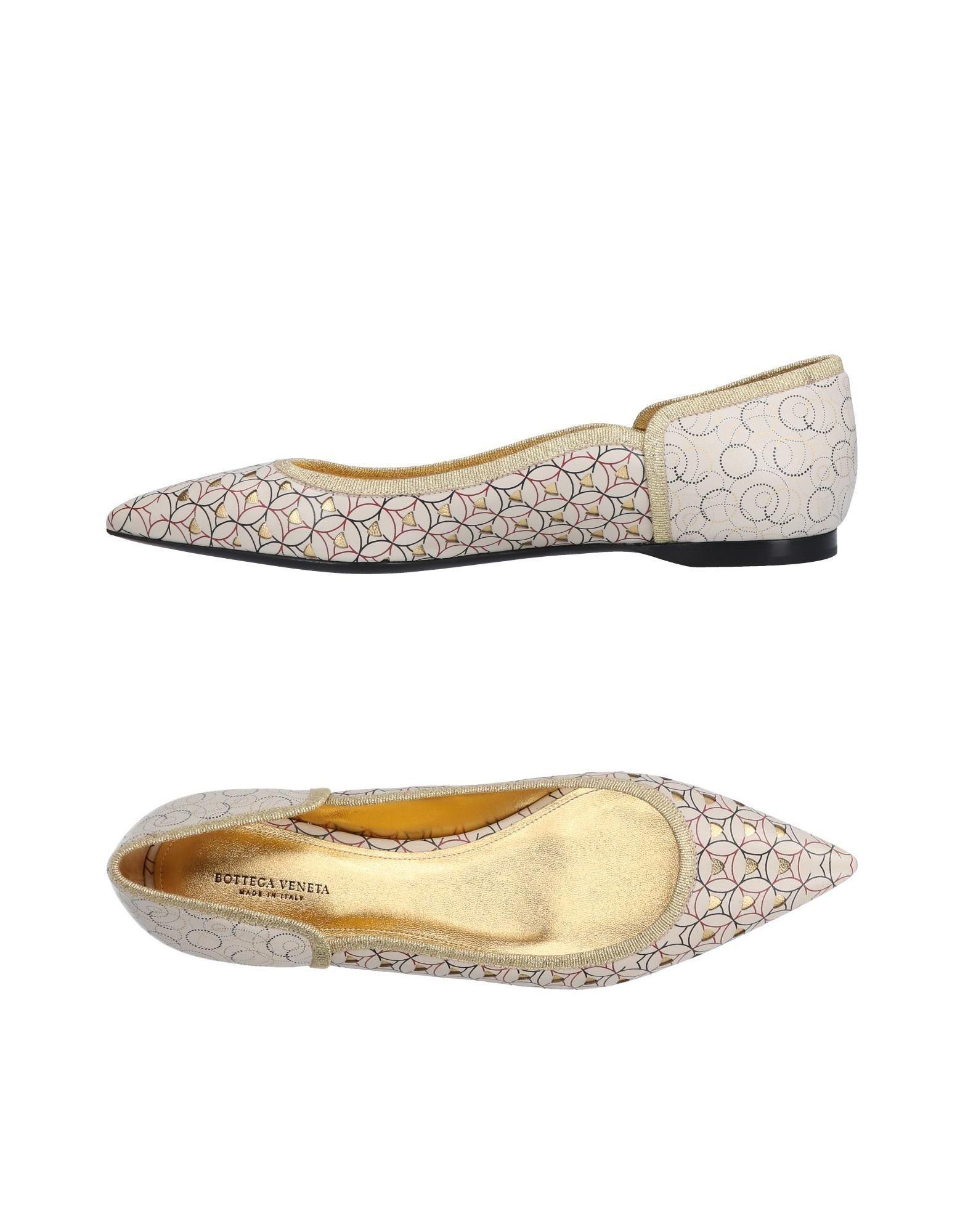 Bottega Veneta Ballet Flats Ballet - Women Bottega Veneta Ballet Flats Flats online on  United Kingdom - 11485048OR bcd95a