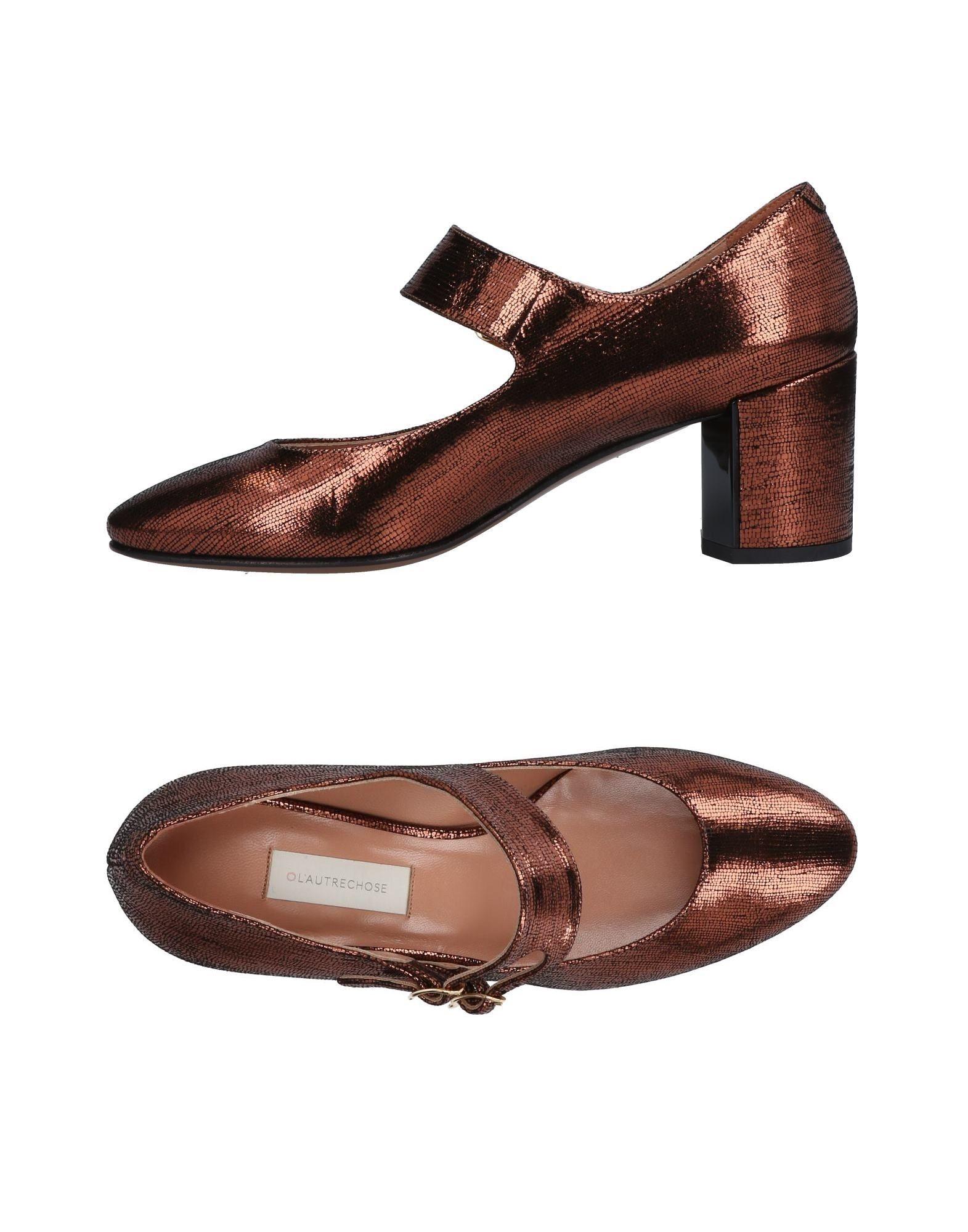 L' Autre Chose Pumps Damen  11485049EI Neue Schuhe