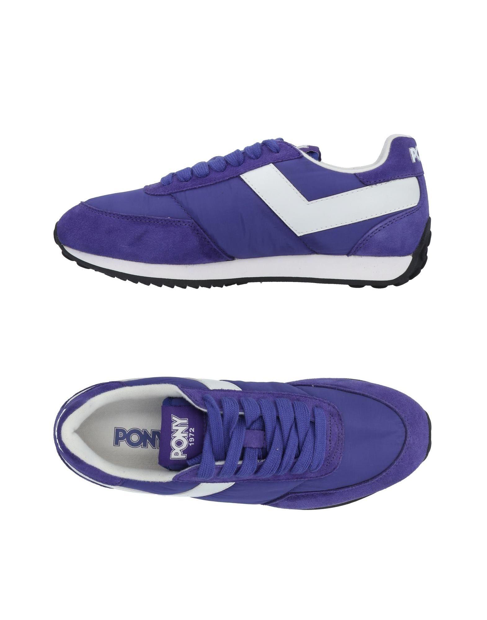 Sneakers Pony Donna - 11485074OS Scarpe economiche e buone