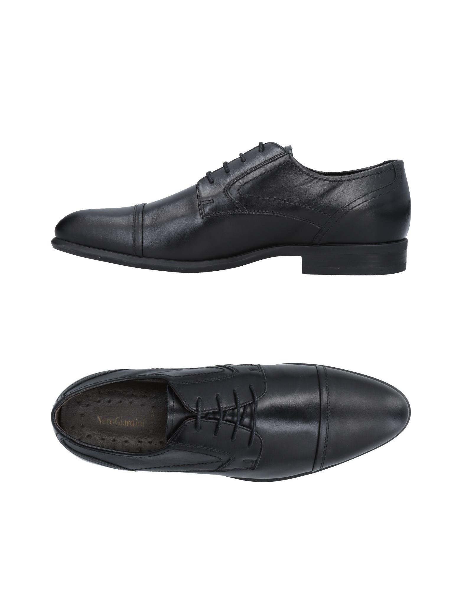Rabatt echte Schuhe Nero Giardini Schnürschuhe Herren  11485084DT