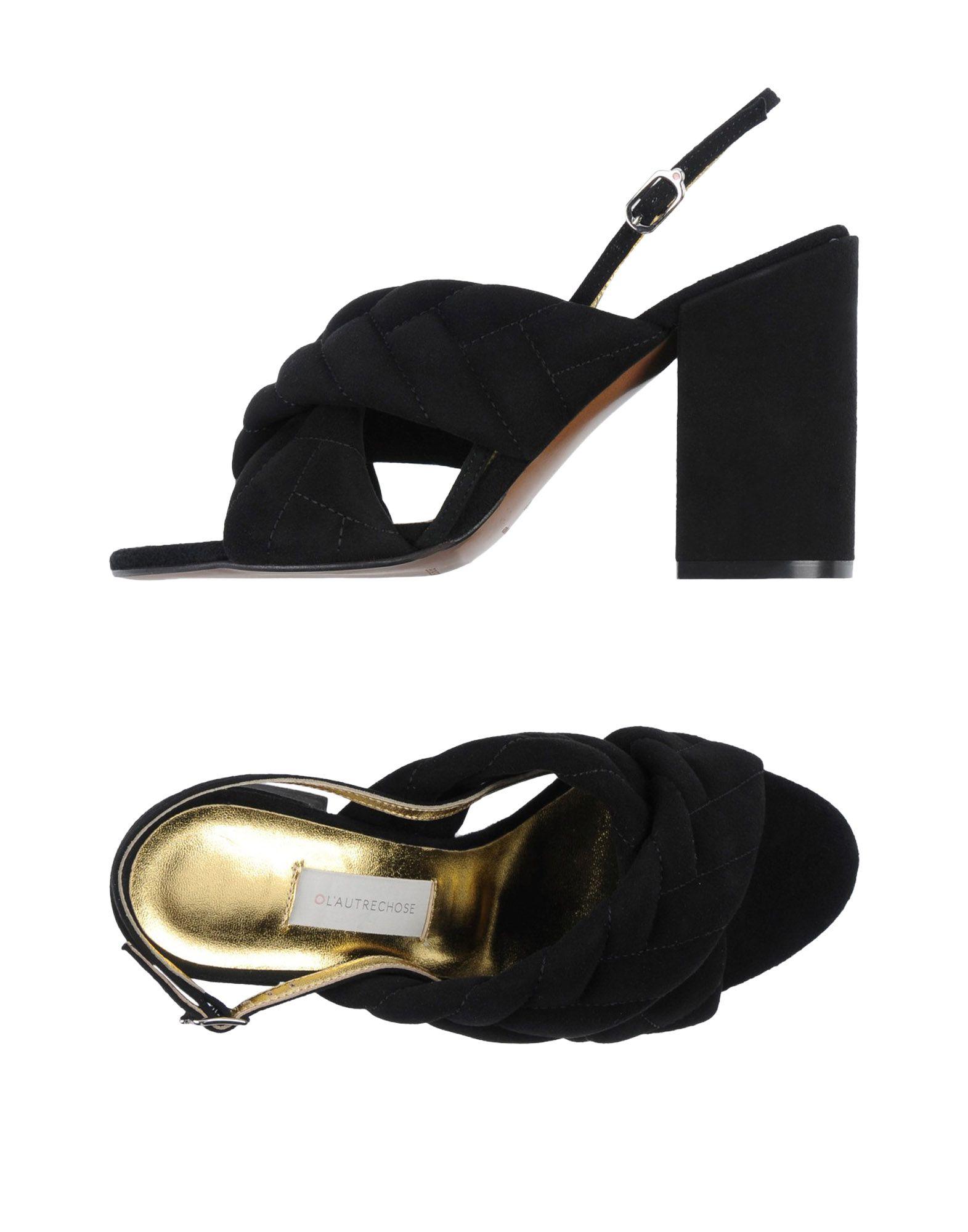 Stilvolle billige Schuhe L' Autre Chose Sandalen Damen  11485085FB