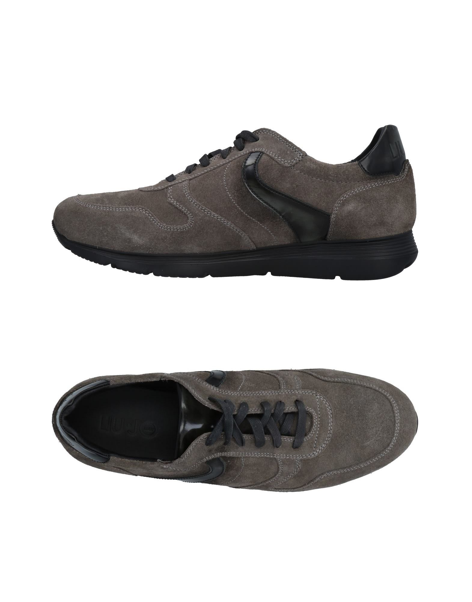 Rabatt echte Schuhe Liu •Jo Man Sneakers Herren  11485087JC
