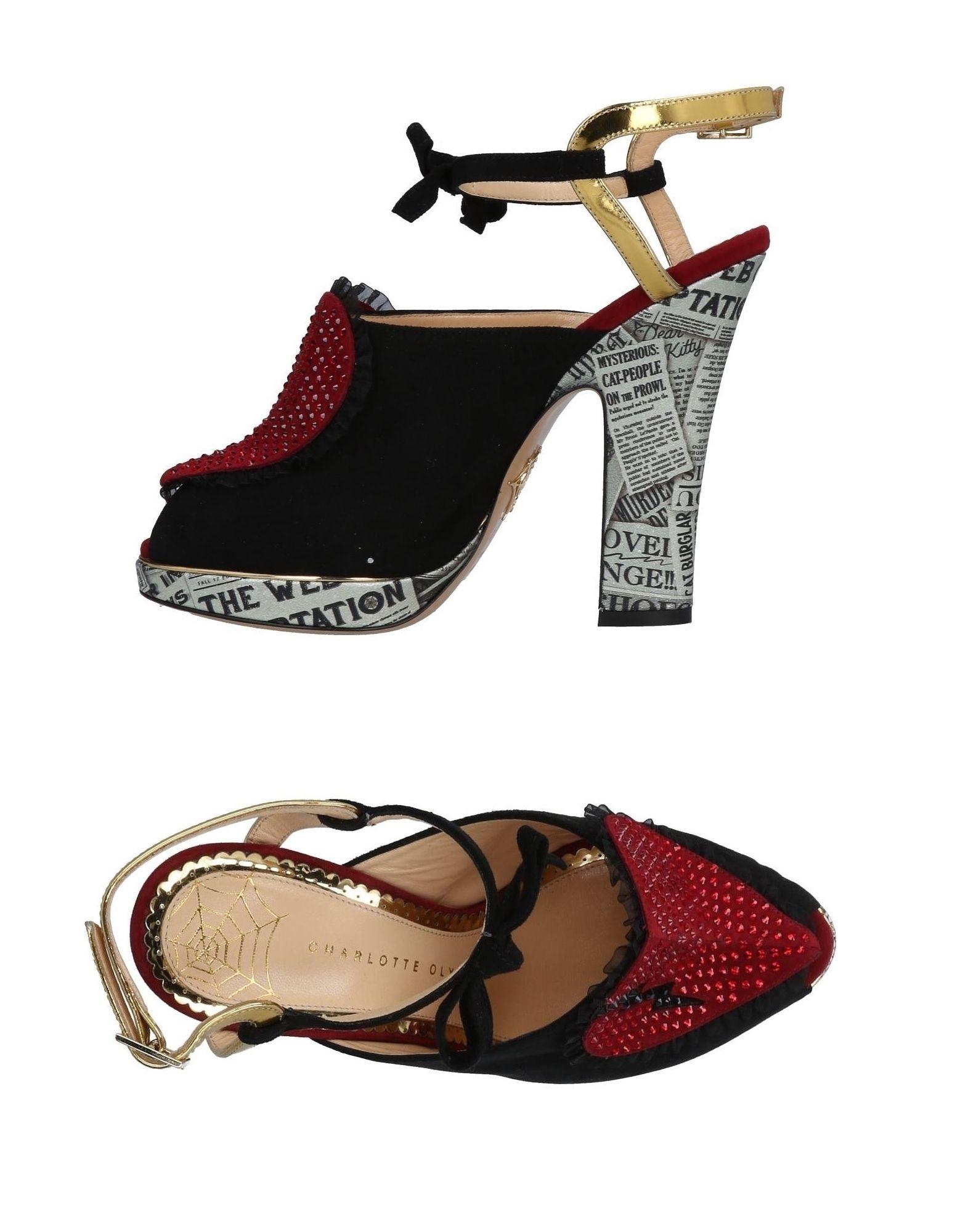 Charlotte Olympia Sandalen Damen  11485094EV Beliebte Schuhe