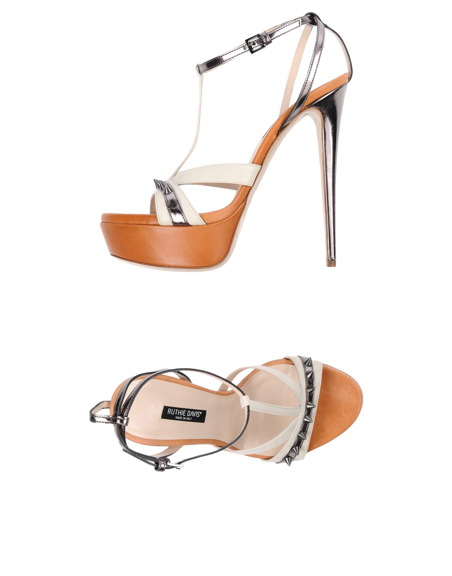 Ruthie Davis Sandalen gut Damen  11485171AVGünstige gut Sandalen aussehende Schuhe a749ce