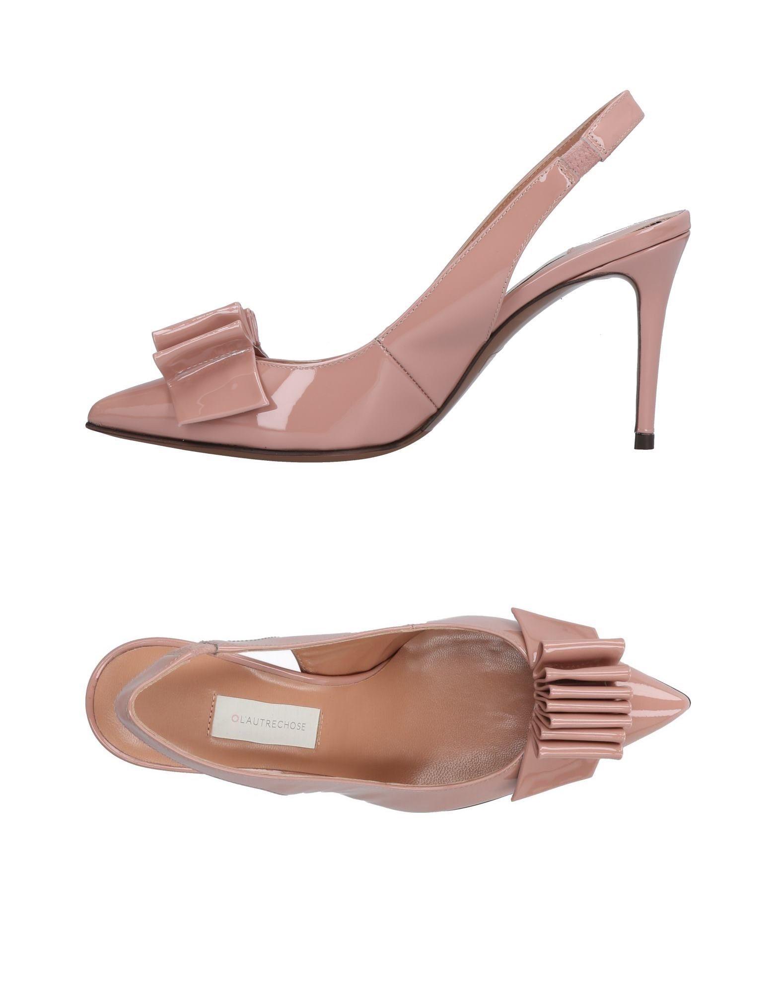 Stilvolle billige Schuhe L' Autre Chose Pumps Damen  11485189CS