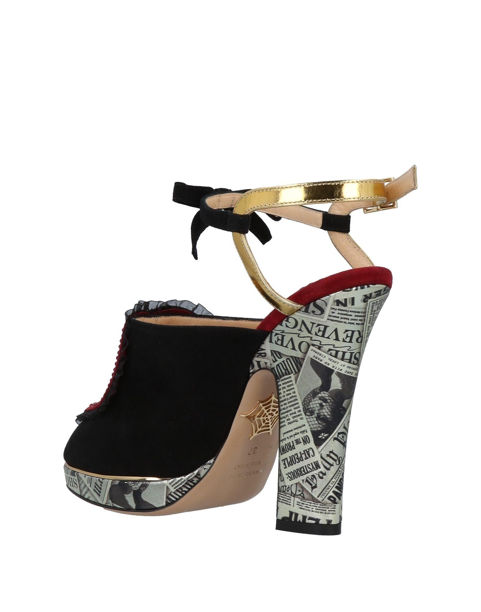 Charlotte Olympia  Sandalen Damen  Olympia 11485243XU Neue Schuhe 25ed46