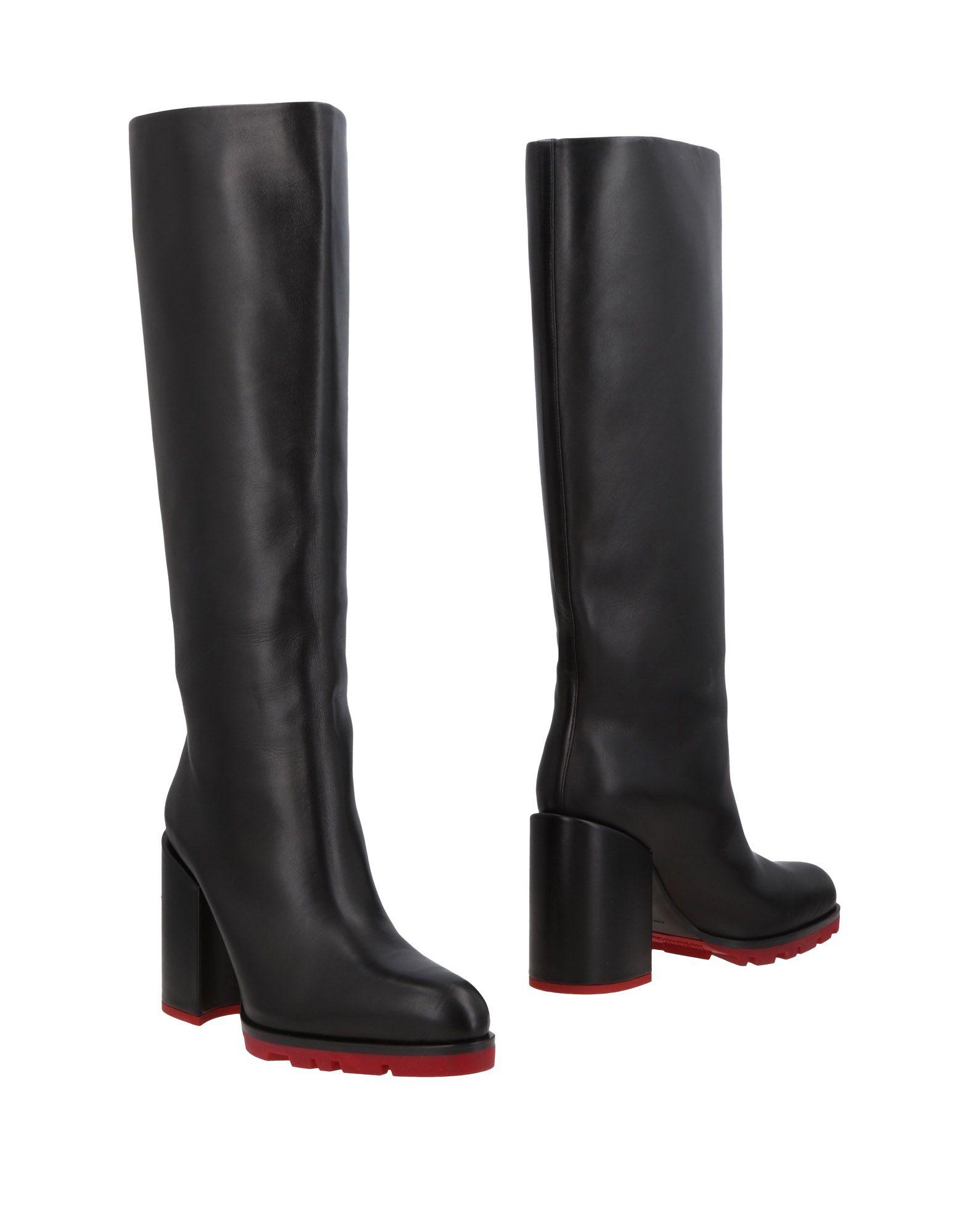 Jil Jil Jil Sander Stiefel Damen 11485260CDGünstige gut aussehende Schuhe adc434