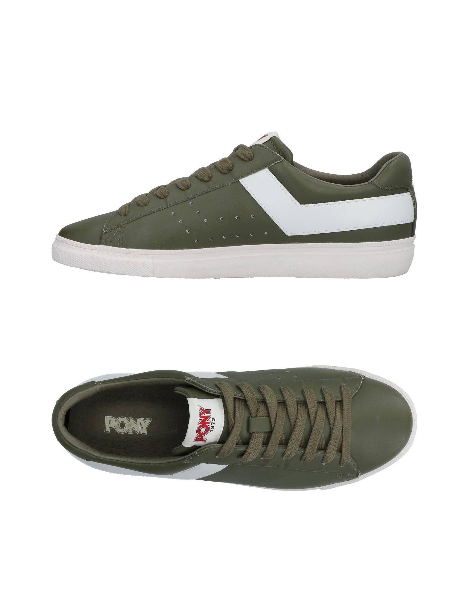 A buon mercato Sneakers Pony Uomo - 11485340KW