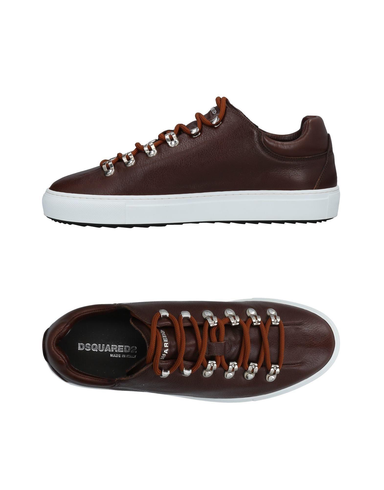 Günstige und modische Schuhe Dsquared2 Sneakers Herren  11485344FJ
