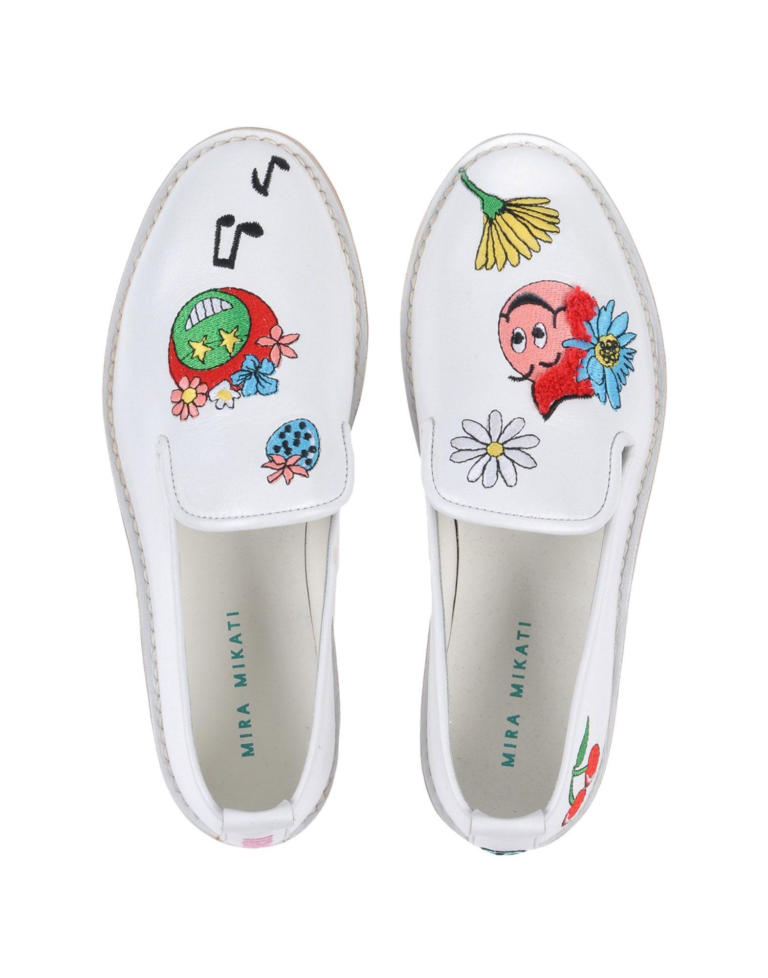 Mira Mikati Mokassins Damen  11485345ARGut aussehende strapazierfähige Schuhe