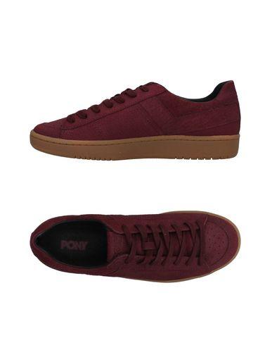 Zapatos con descuento Zapatillas Zapatillas Pony Hombre - Zapatillas descuento Pony - 11485362XQ Púrpura 8cbba4
