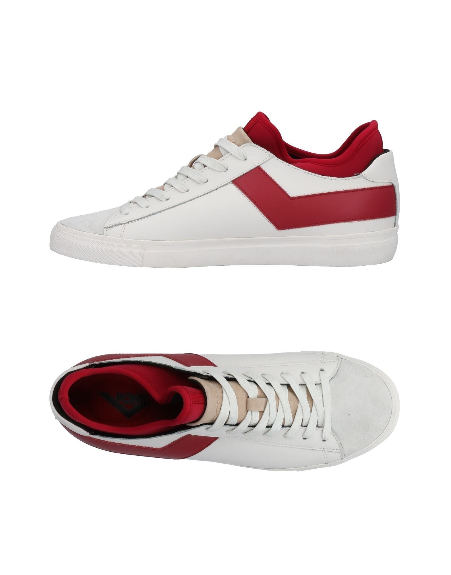 Rabatt echte Schuhe Pony Sneakers Herren  11485370PA