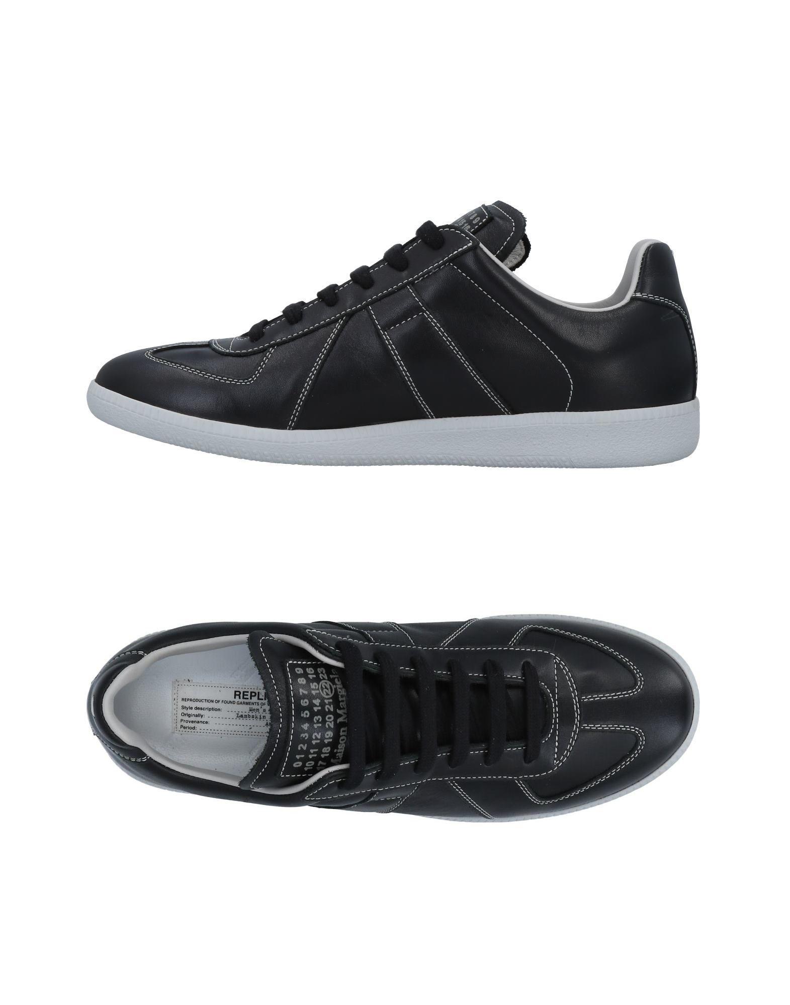 Maison Margiela Sneakers - - - Men Maison Margiela Sneakers online on  United Kingdom - 11485376EK b3046f