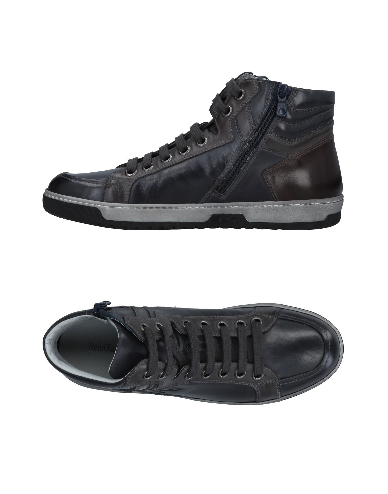 Rabatt echte Schuhe Nero Giardini Sneakers Herren  11485413RK
