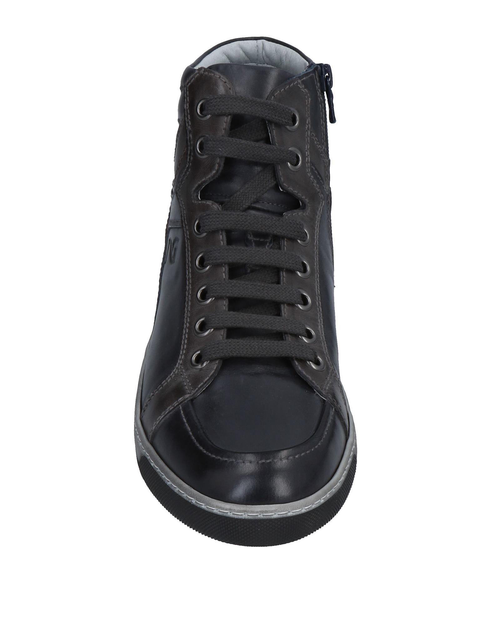 Nero Sneakers Giardini Sneakers Nero Herren  11485413RK e3cac9