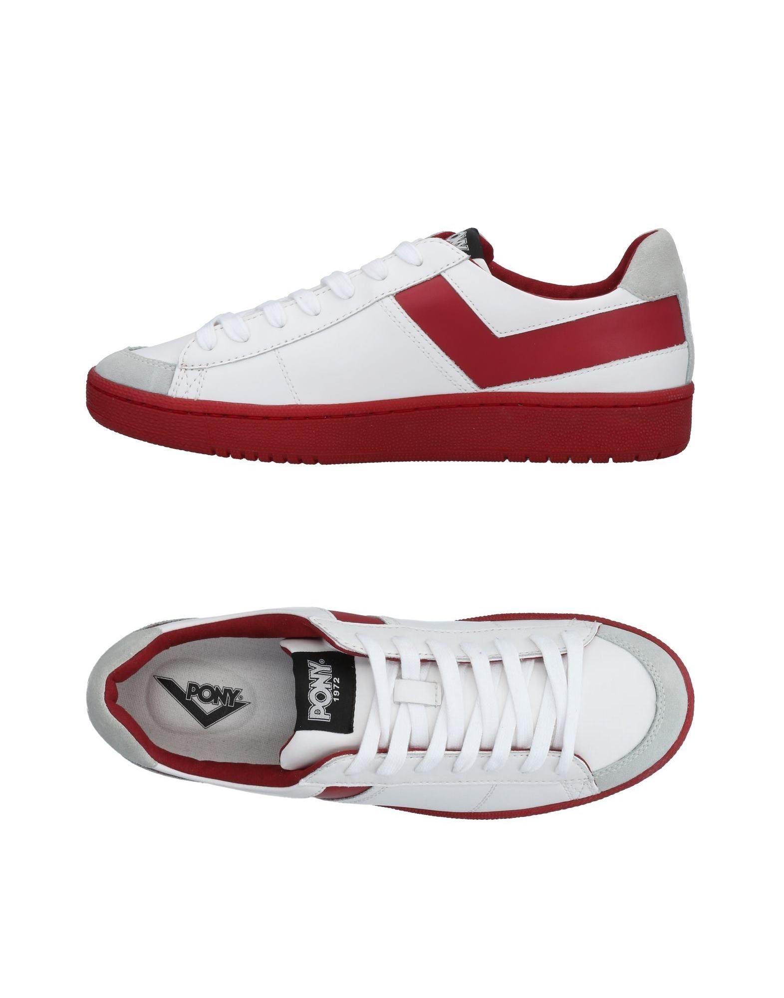 Rabatt echte Schuhe 11485422JJ Pony Sneakers Herren  11485422JJ Schuhe 5ccb37