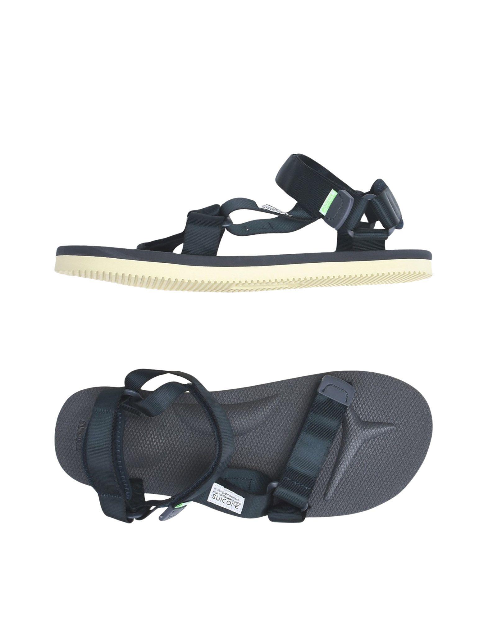 Rabatt echte Schuhe Suicoke Sandalen Herren  11485426JS