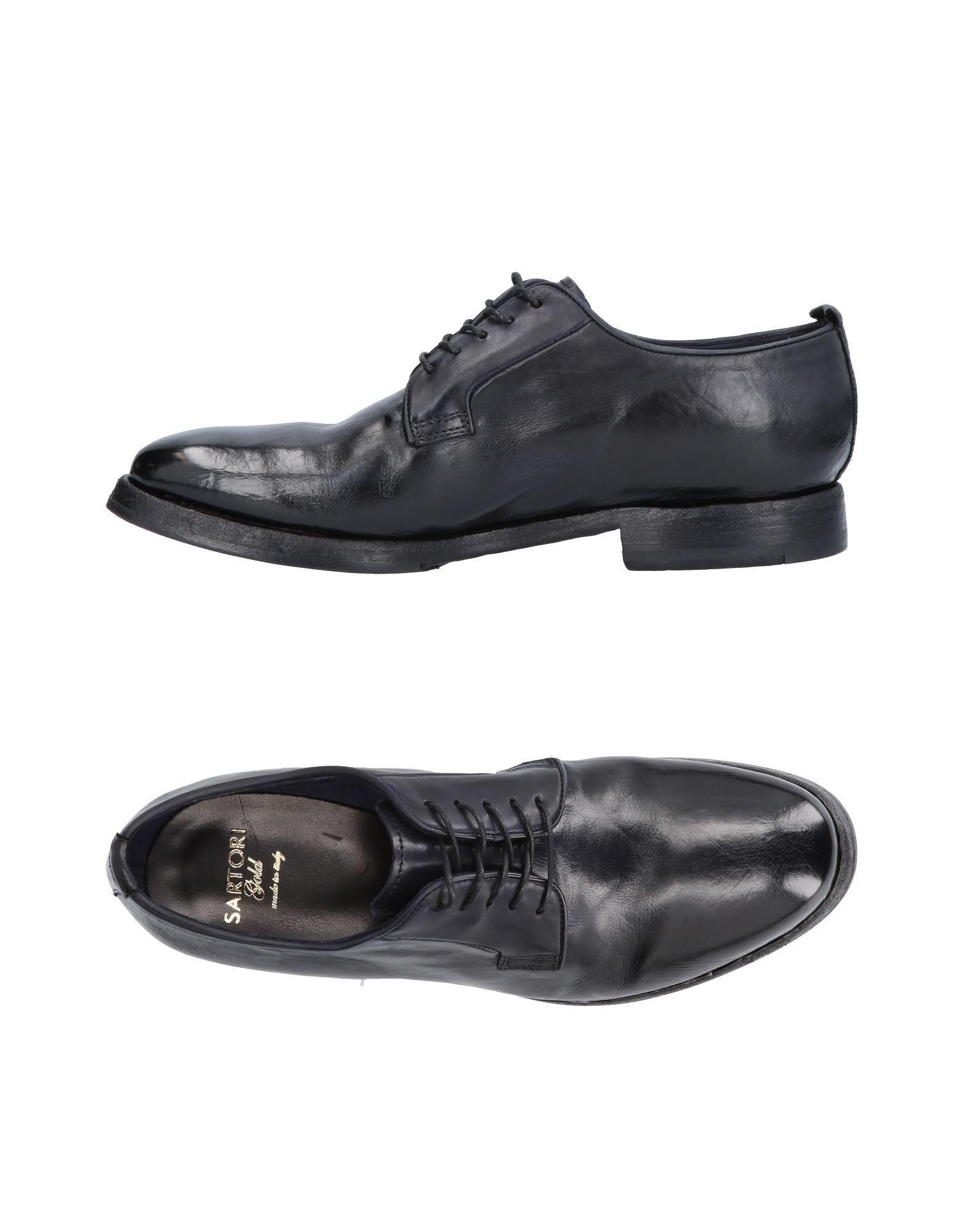 Sartori Gold Damen Schnürschuhe Damen Gold  11485428RP Neue Schuhe 099196