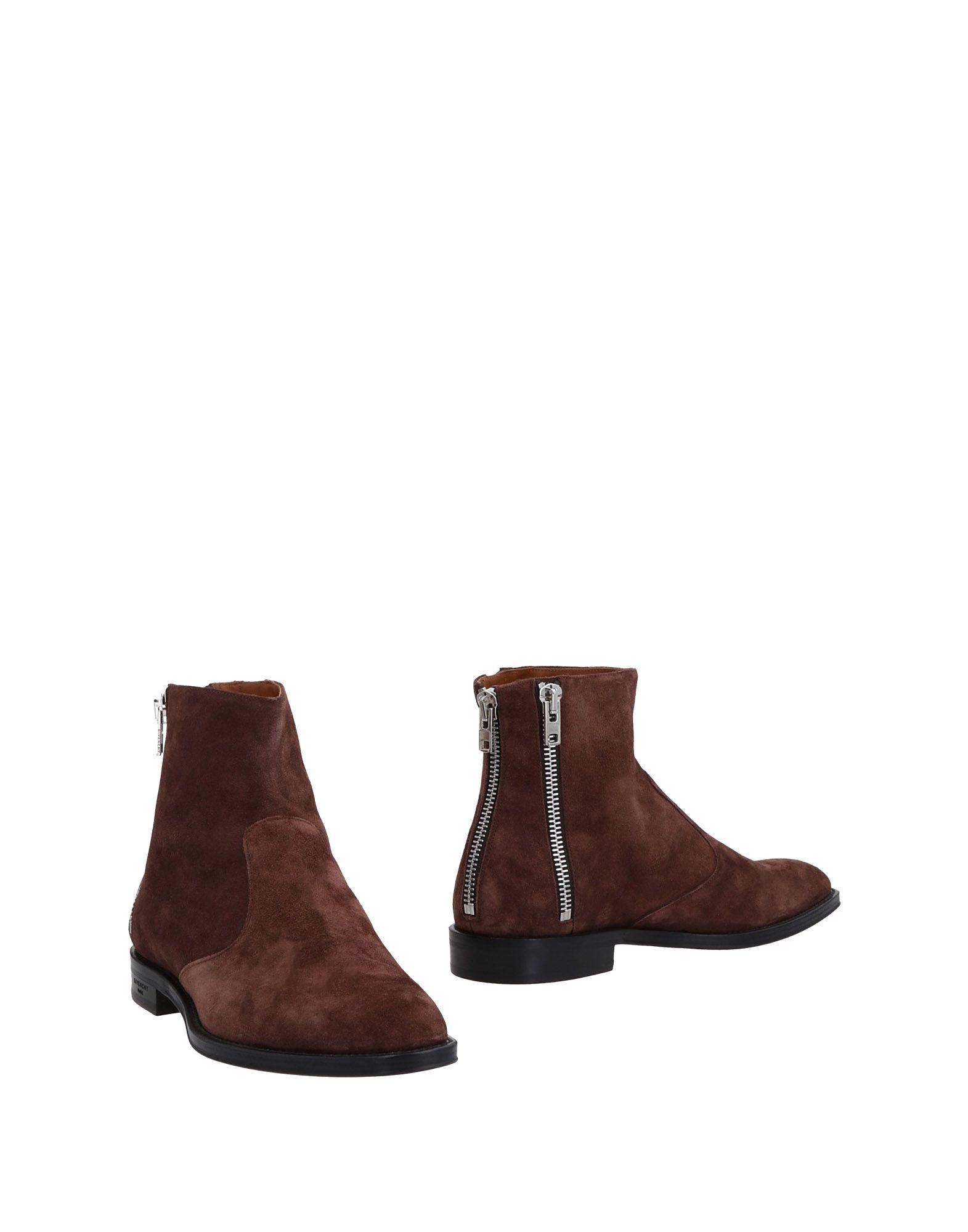 Cacao Botín Givchy Givchy Givchy Hombre - Botines Givchy Zapatos de mujer baratos zapatos de mujer 1718e7