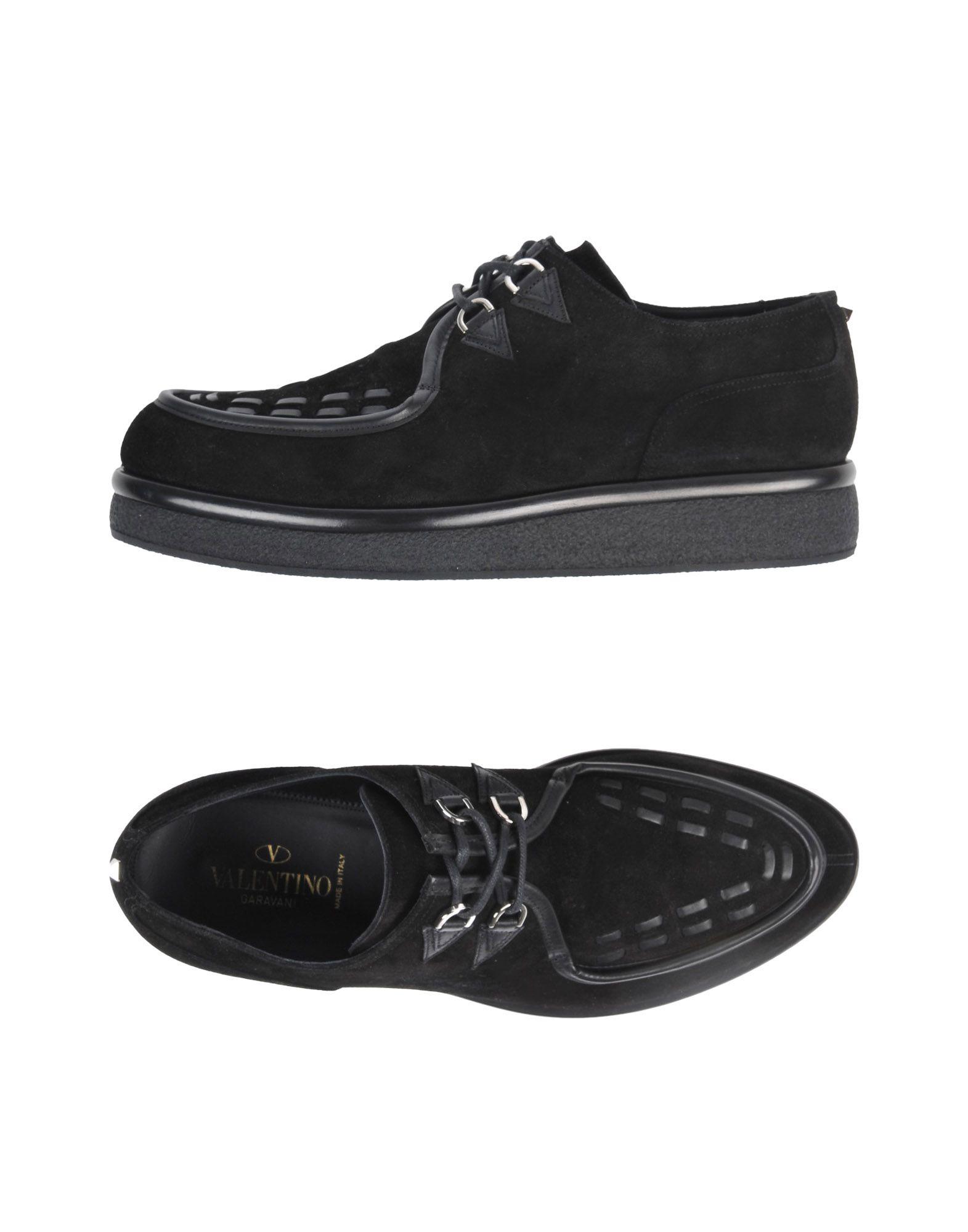 Valentino Garavani Gute Schnürschuhe Herren  11485432TJ Gute Garavani Qualität beliebte Schuhe bee0de