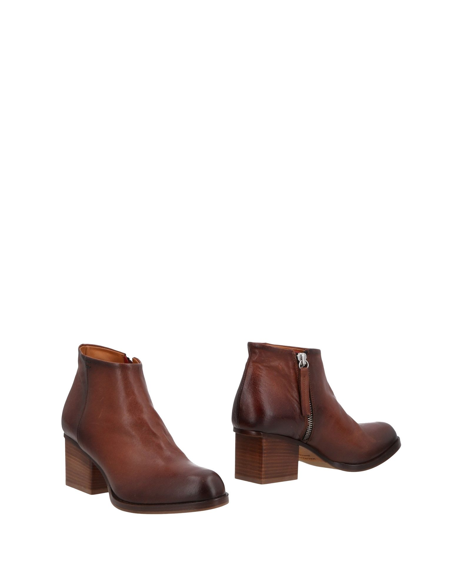 Stilvolle billige Schuhe Halmanera Stiefelette Damen  11485443DN