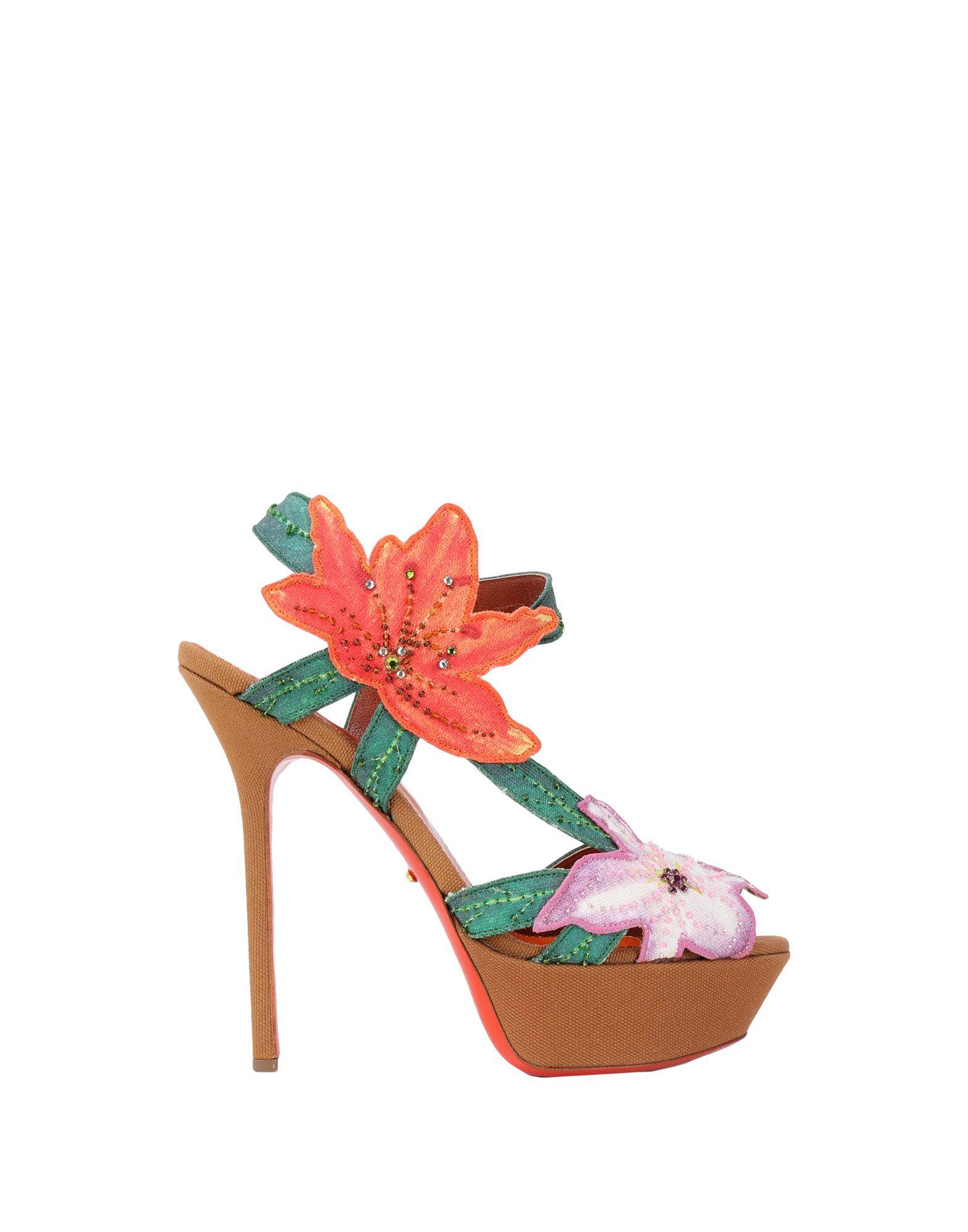 Sergio Rossi Sandalen gut Damen  11485445KEGünstige gut Sandalen aussehende Schuhe 09683c