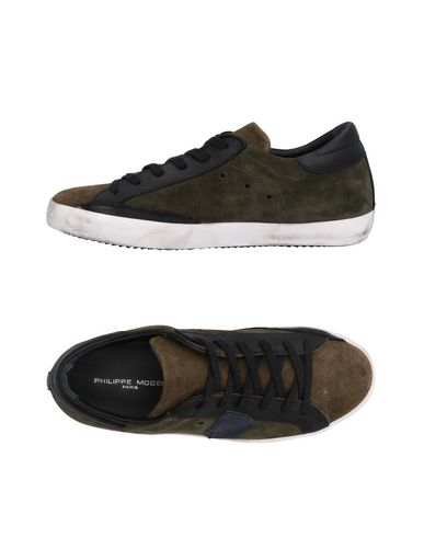 Zapatos con descuento Zapatillas Philippe Model Hombre - Zapatillas Philippe Model - 11485490JU Verde militar