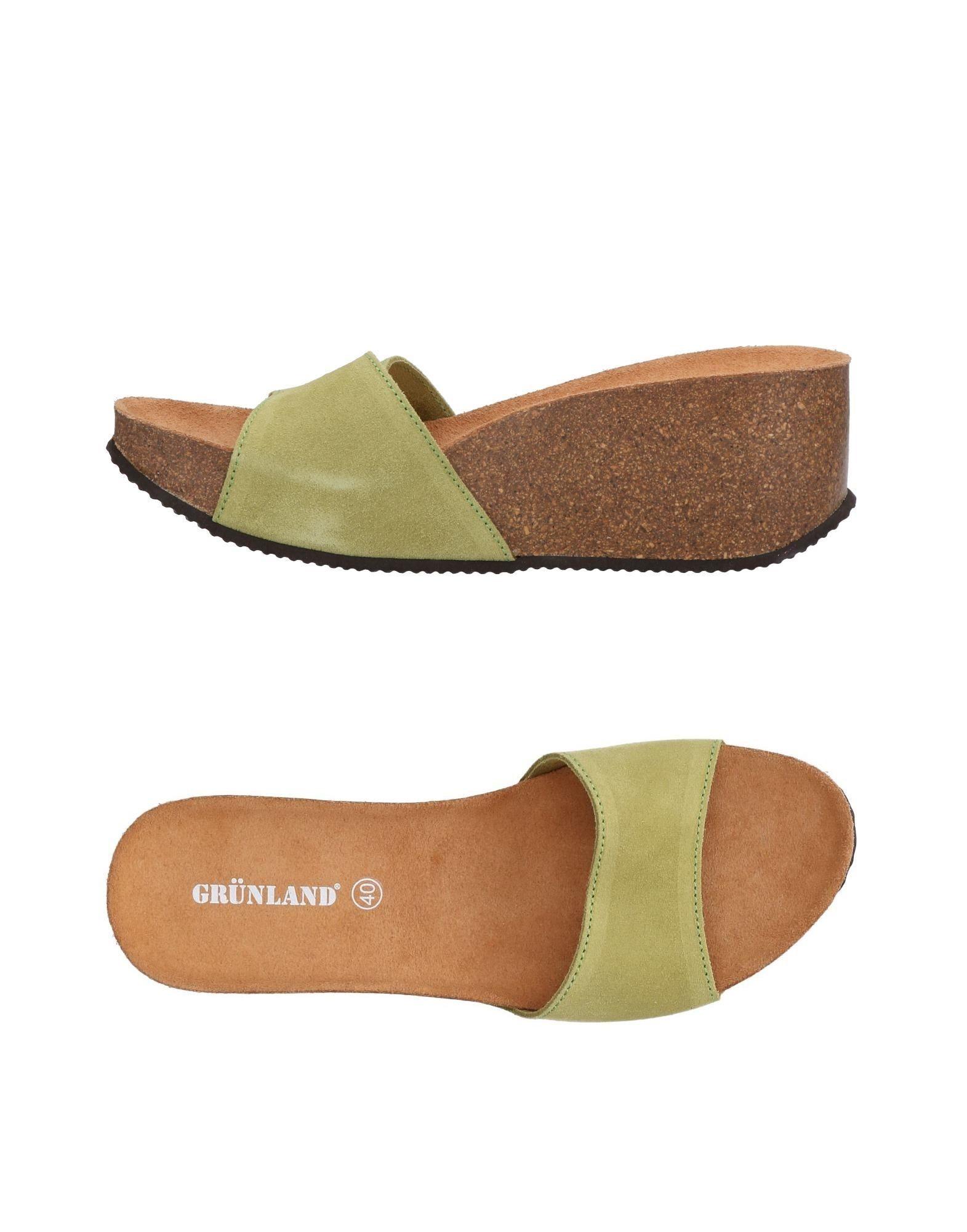 Grünland Pantoletten Damen  11485504PQ Gute Qualität beliebte Schuhe