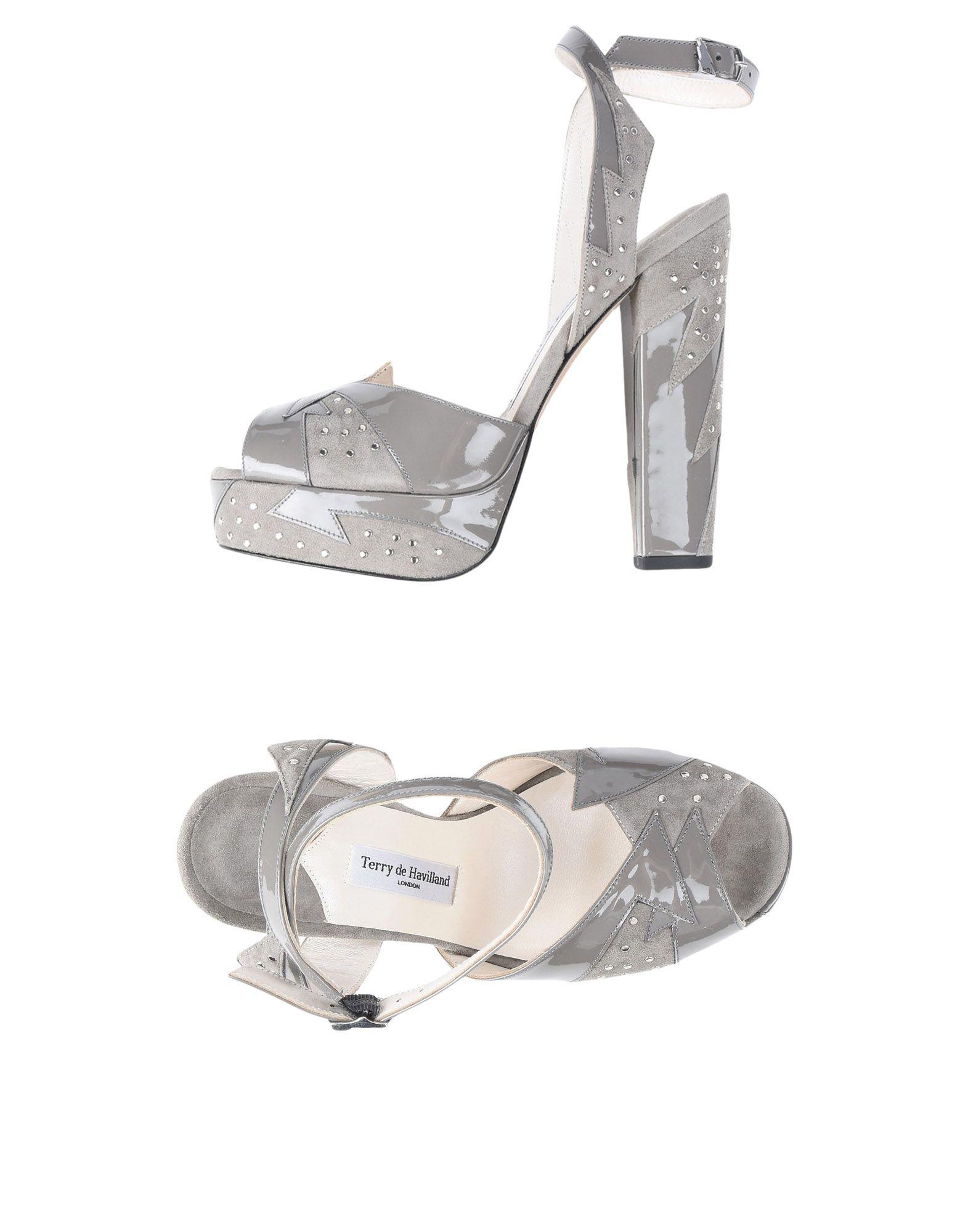 Rabatt Schuhe Terry De Havilland Sandalen Damen  11485509NF