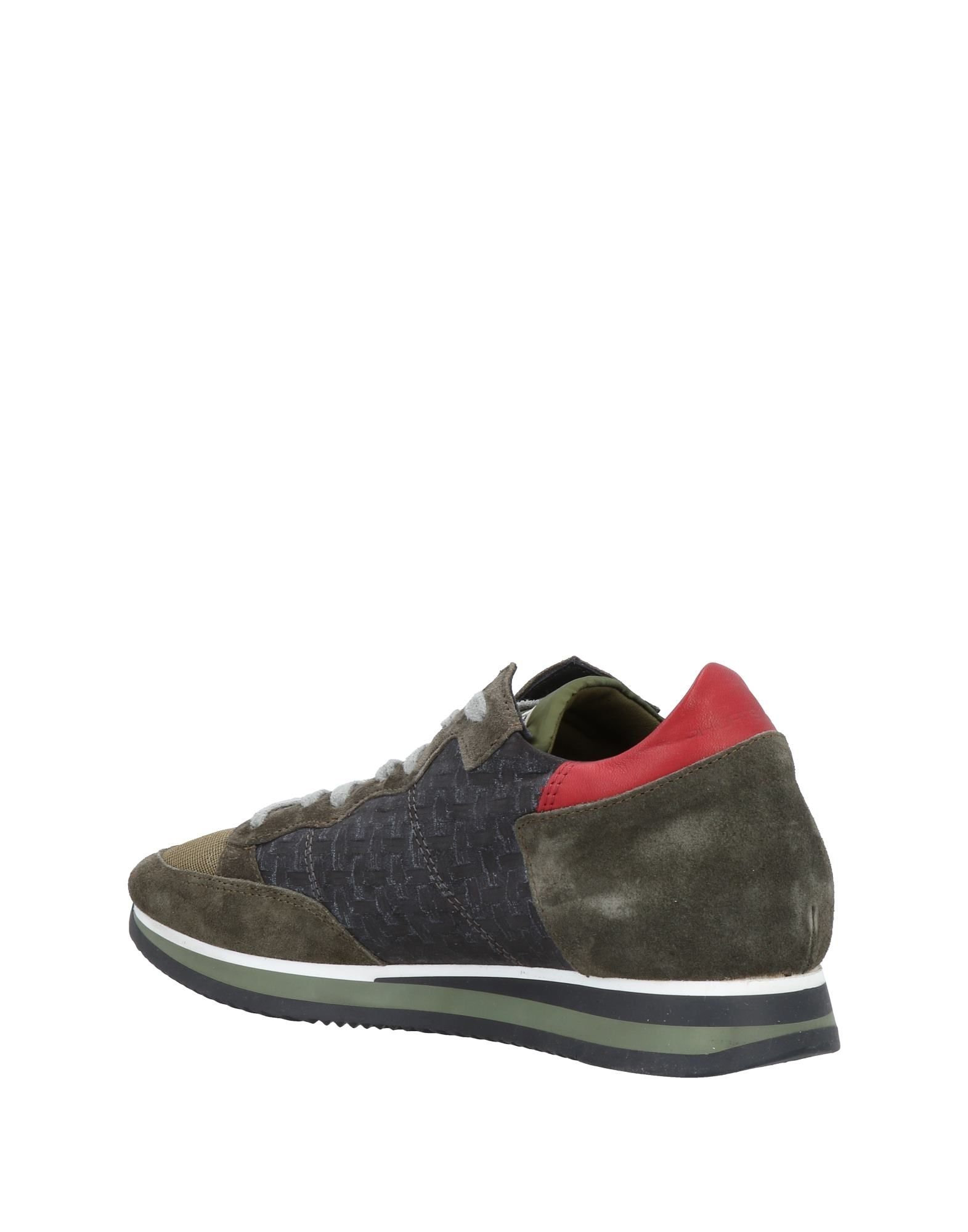 Philippe Model Sneakers Herren   Herren 11485524XF ef1660