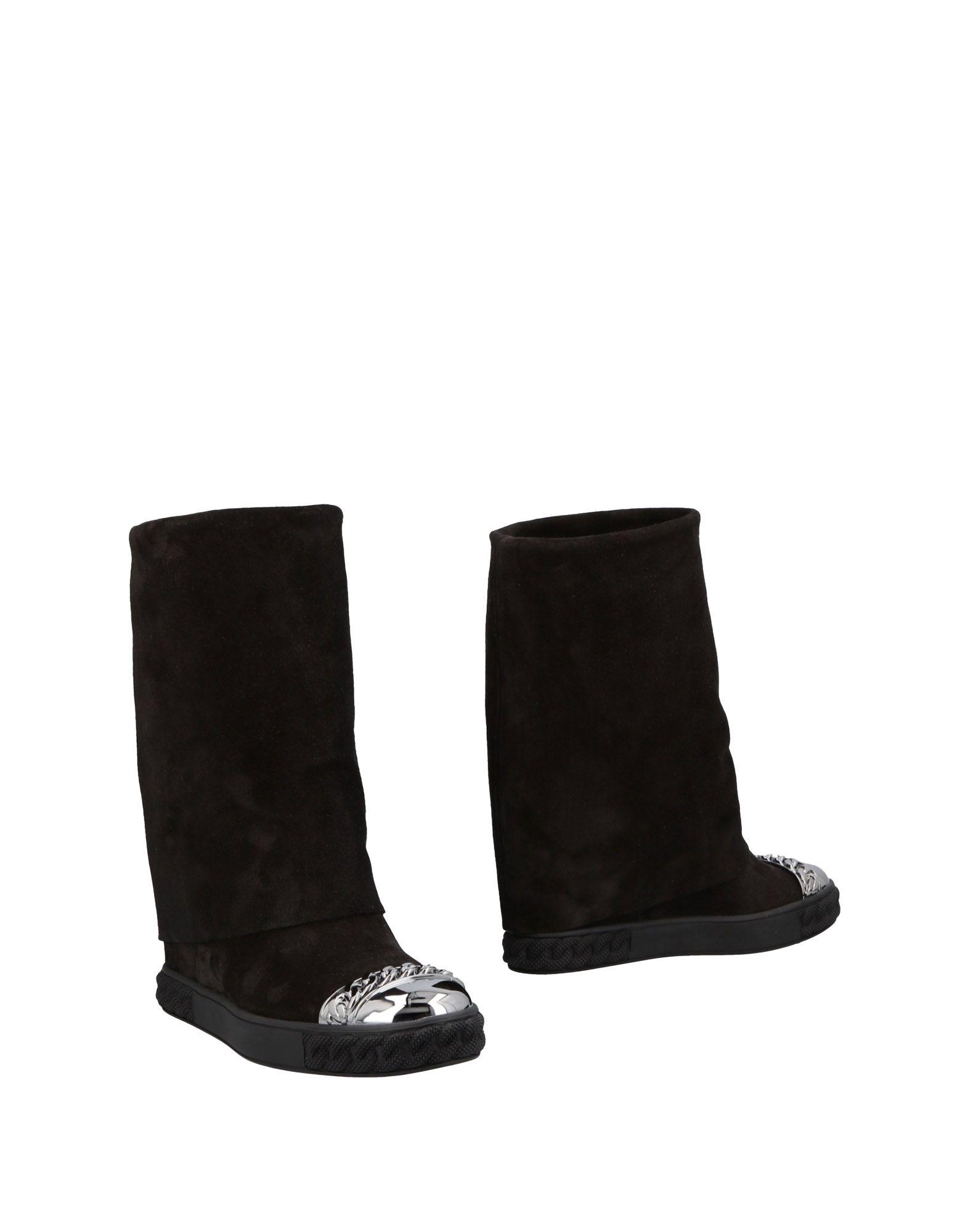 Casadei Stiefelette Damen  11485554DXGünstige gut aussehende Schuhe