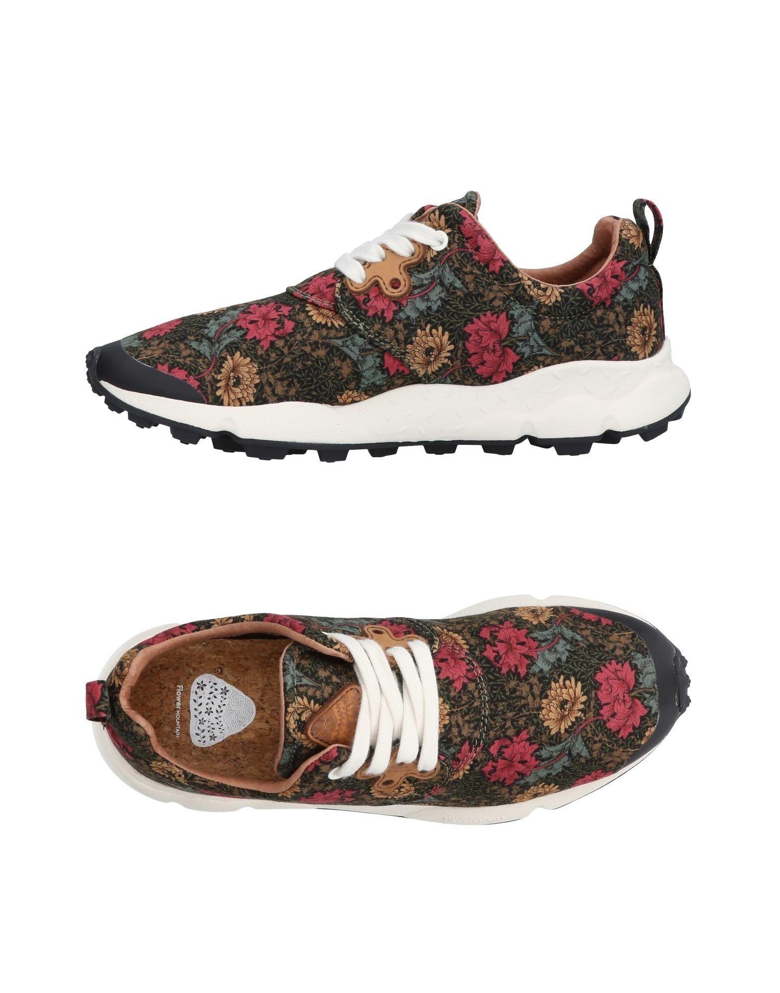Flower Mountain® Gute Sneakers Damen  11485566LU Gute Mountain® Qualität beliebte Schuhe 6af3f5