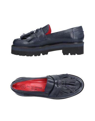 Zapatos de mujer baratos Pas zapatos de mujer Mocasín Pas baratos De Rouge Mujer - Mocasines Pas De Rouge - 11485573BQ Azul oscuro 594b94
