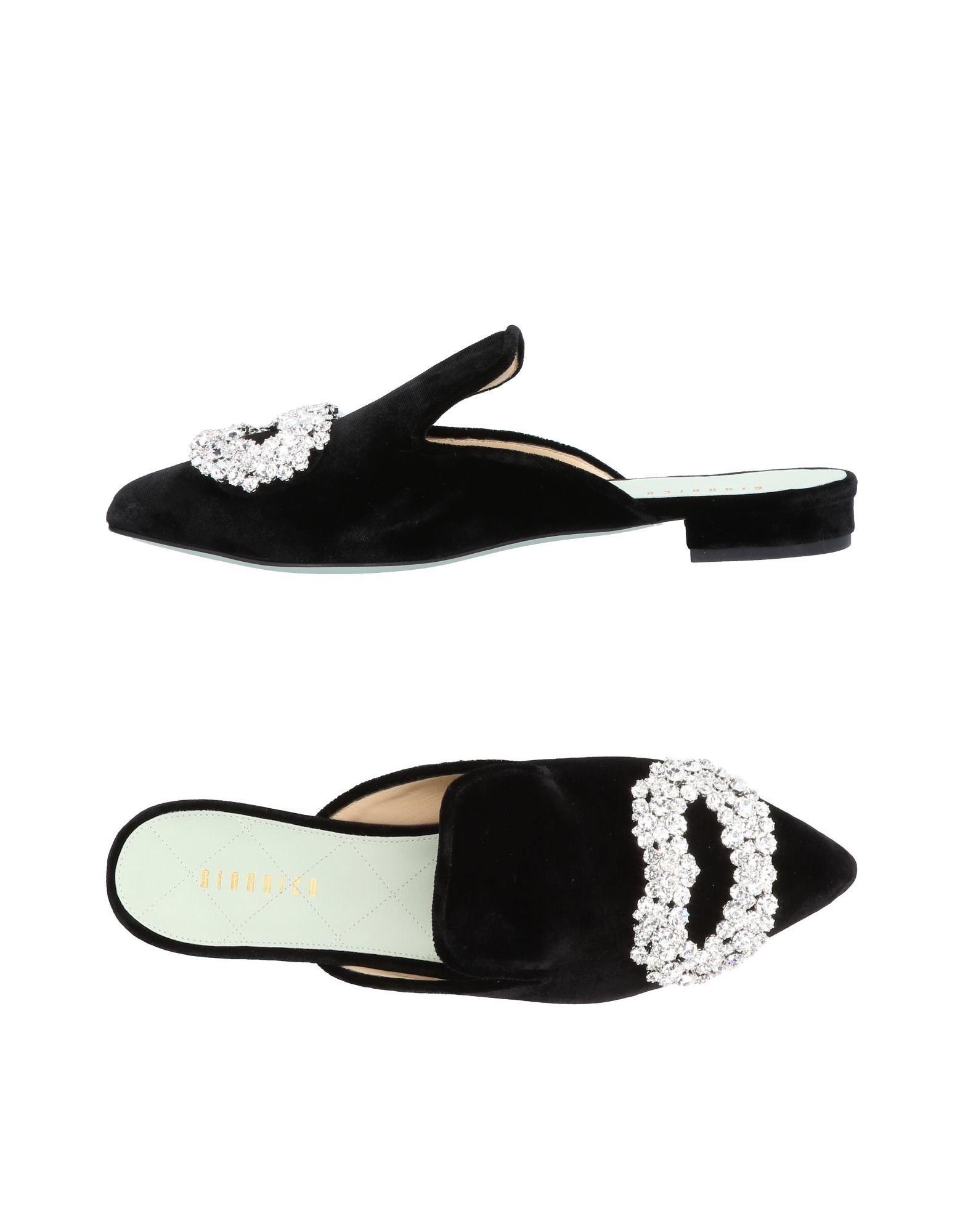 Rabatt Schuhe Giannico Damen Pantoletten Damen Giannico  11485578SC 30f708