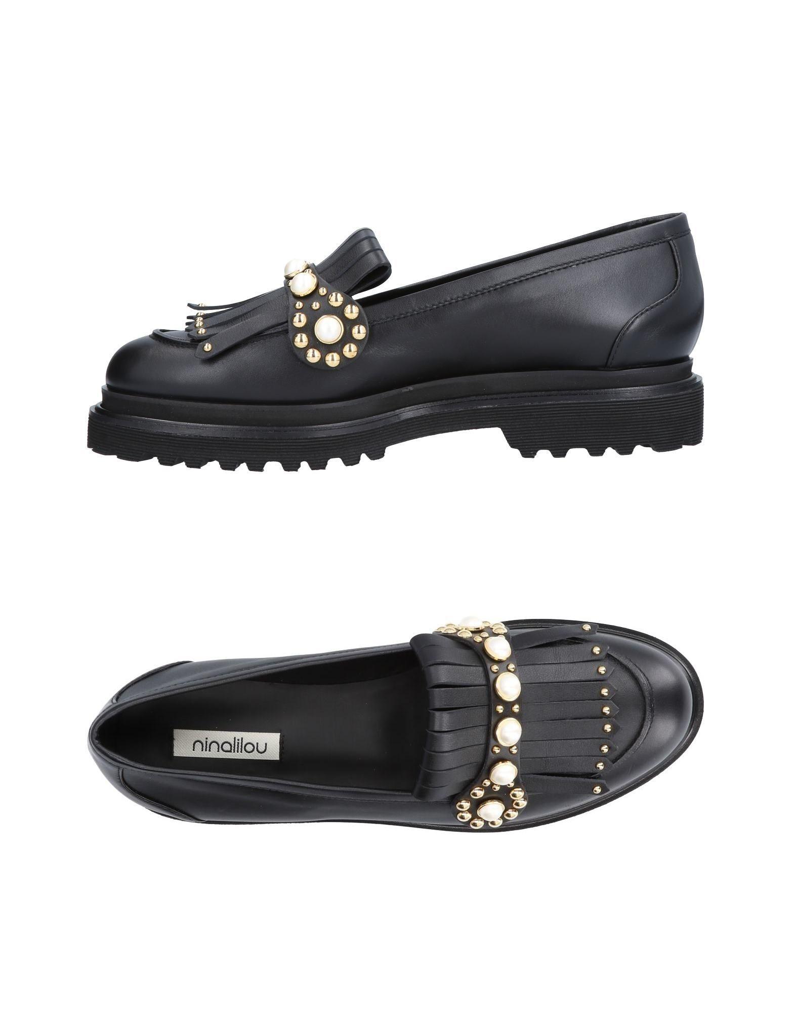 Gut um billige Schuhe zu tragenNinalilou Mokassins Damen  11485700LU