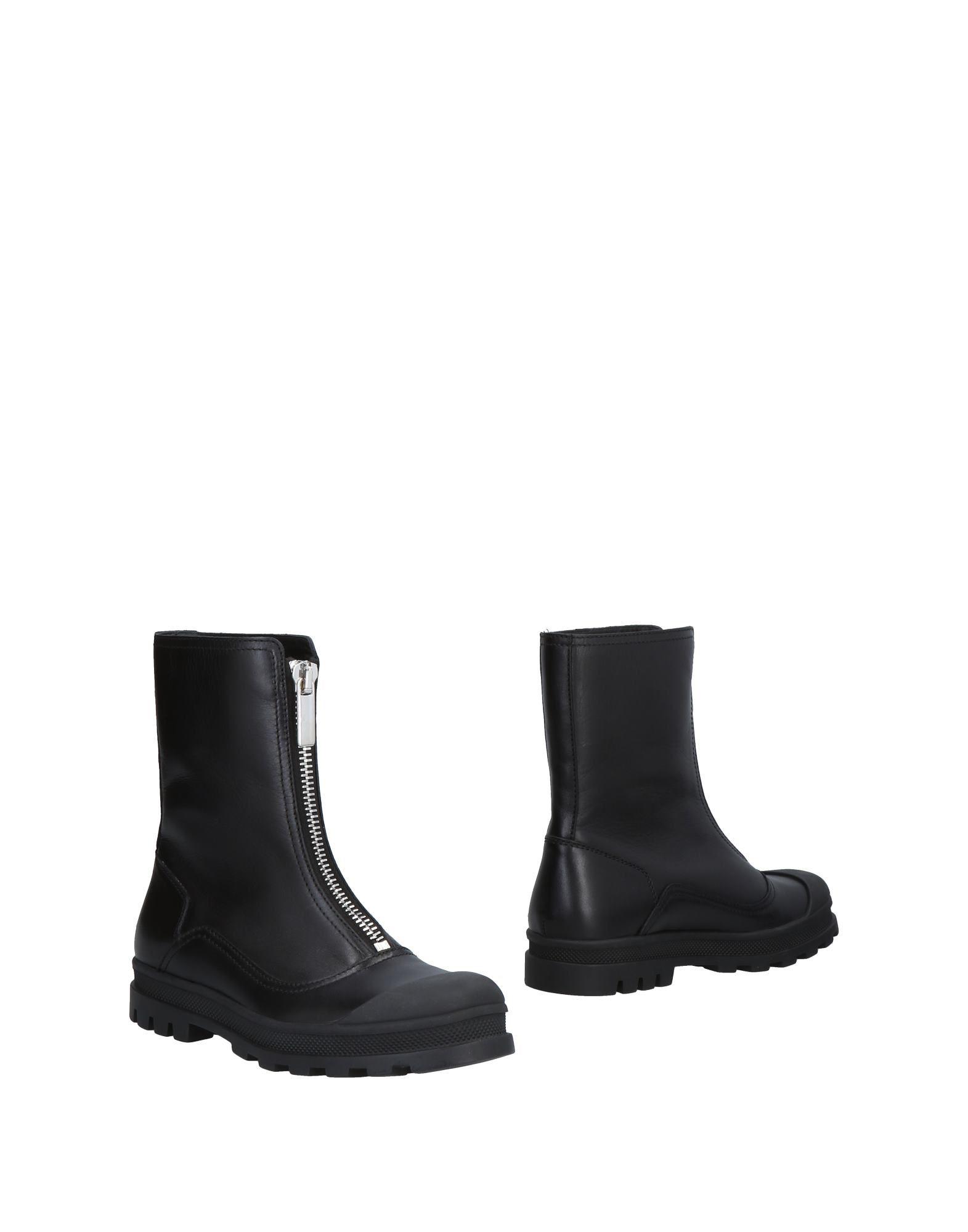 Rabatt Schuhe Diesel Black Gold Stiefelette Damen  11485729JL