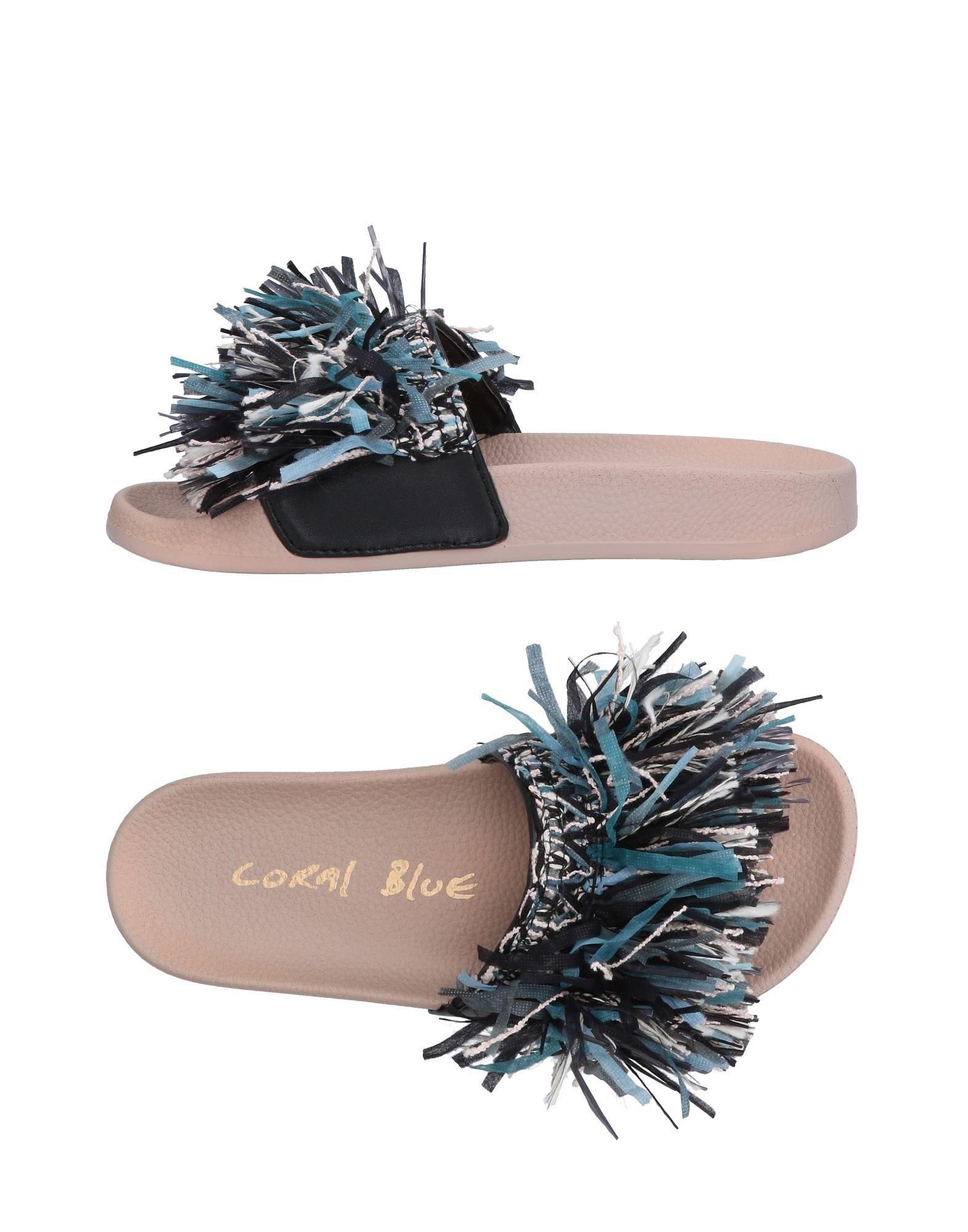 Coral Blue Sandalen Damen  11485739CF Gute Qualität beliebte Schuhe